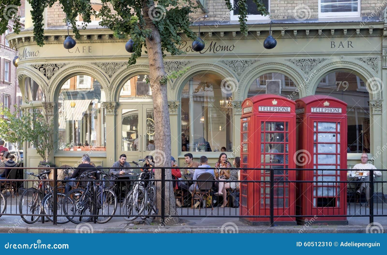 Best Cafe Marylebone High Street