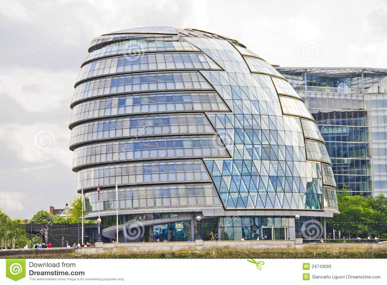 Tower Of London Floor Plan London City Hall Building Editorial Stock Photo Image Of