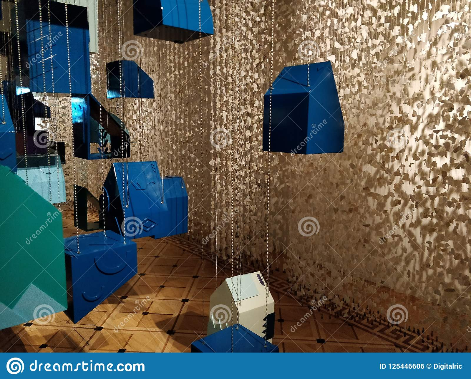 London Design Biennale 2018 Editorial Photo - Image of ...