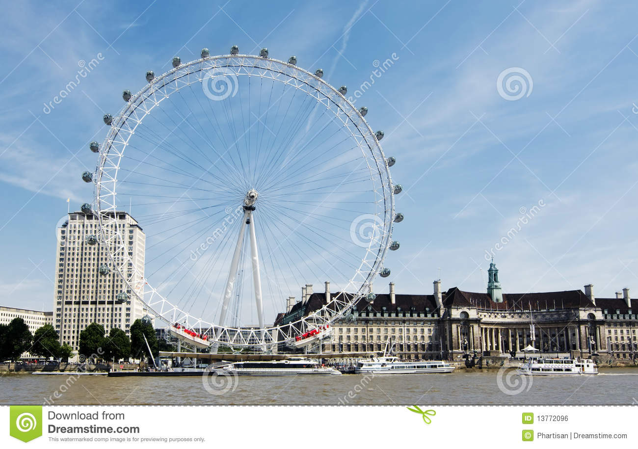 London United Kingdom  City pictures : The London Eye, London, United Kingdom Editorial Photo Image ...