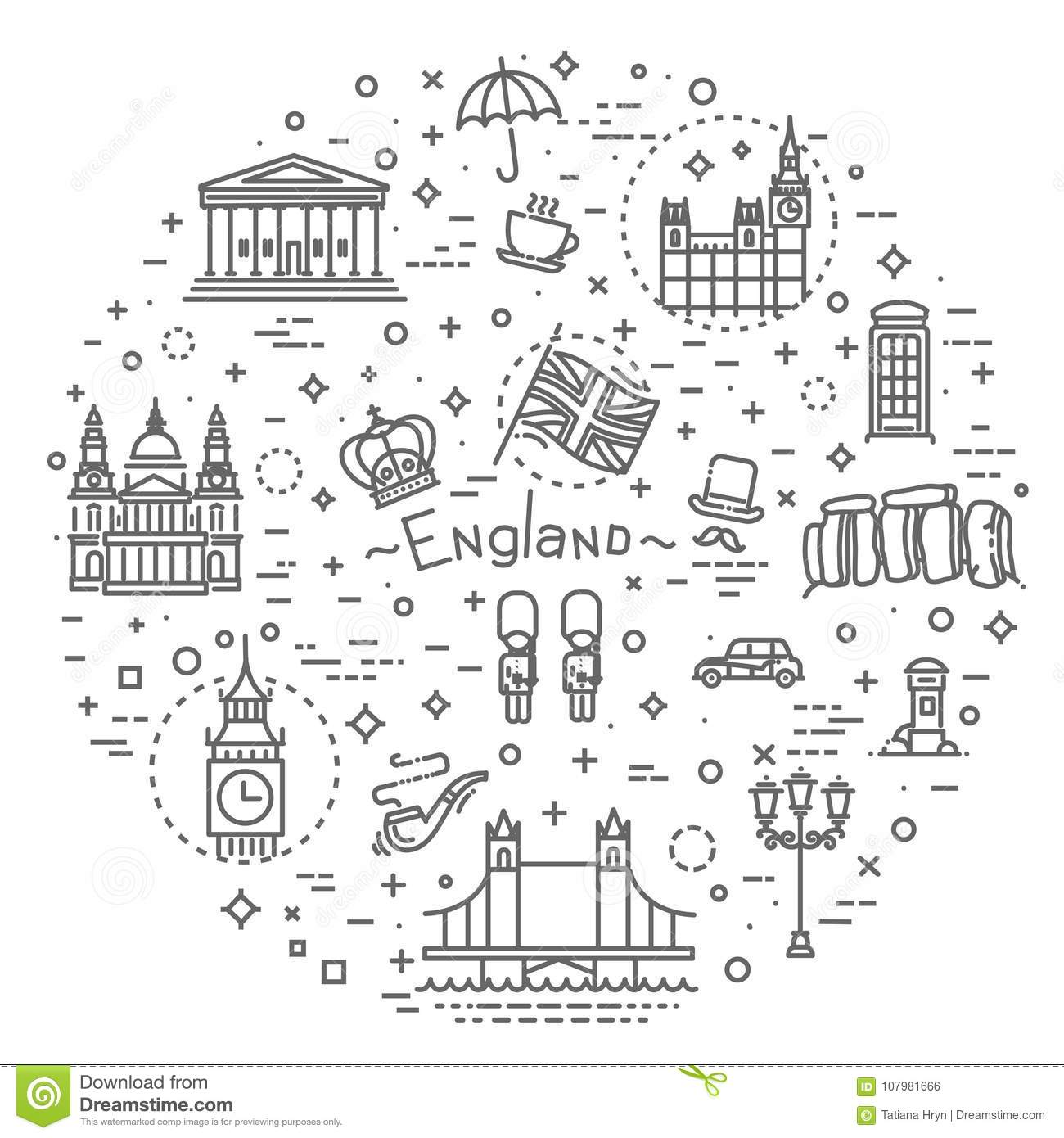 britain coloring pages - photo#23