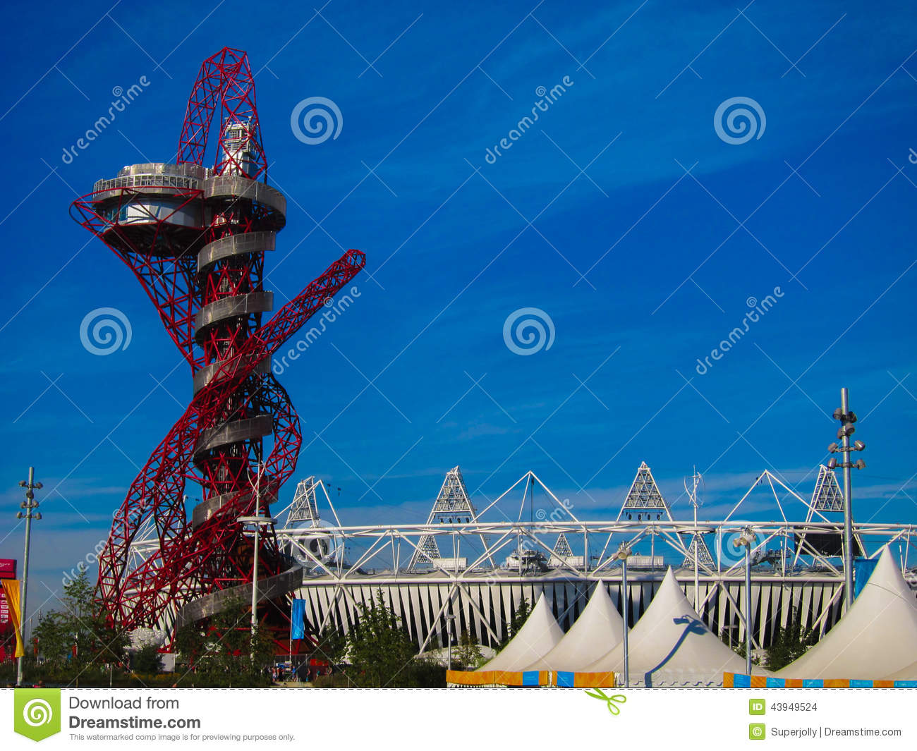 London olympics games 2012 arcelor mittal tower an editorial stock london olympics games 2012 arcelor mittal tower an editorial stock photo buycottarizona