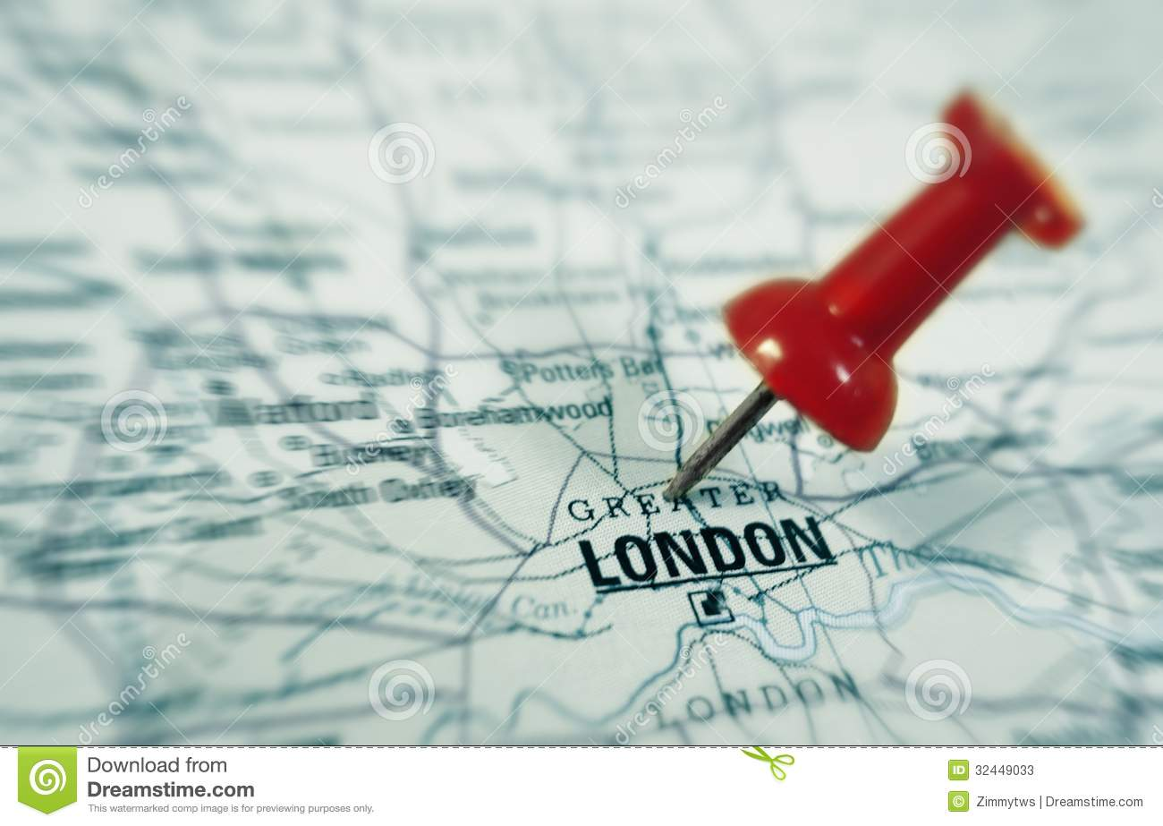Pin Location Map Free Vector Graphic On Pixabay: London Pin Stock Photos