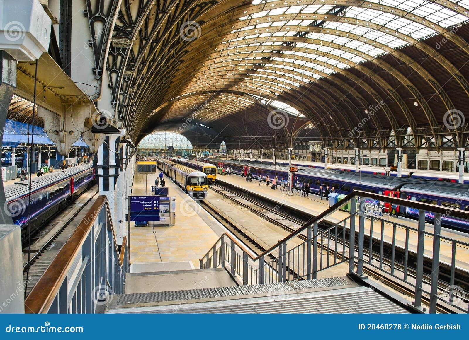 London puddington stacja