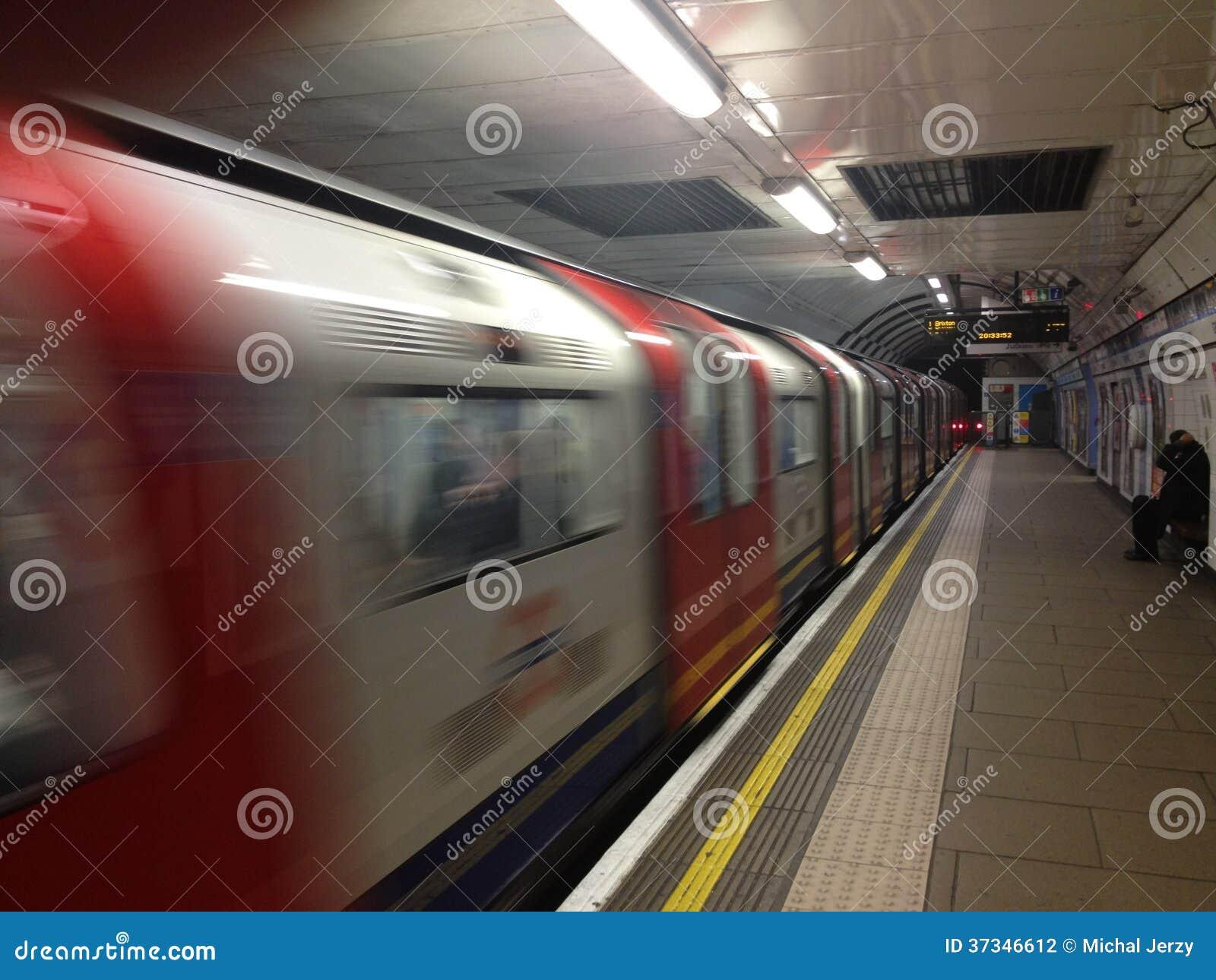 London rör - snabbt trans.
