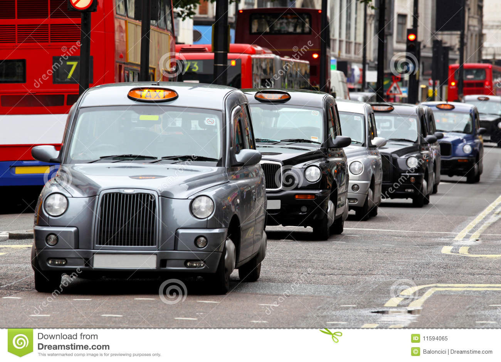 London-Rollen