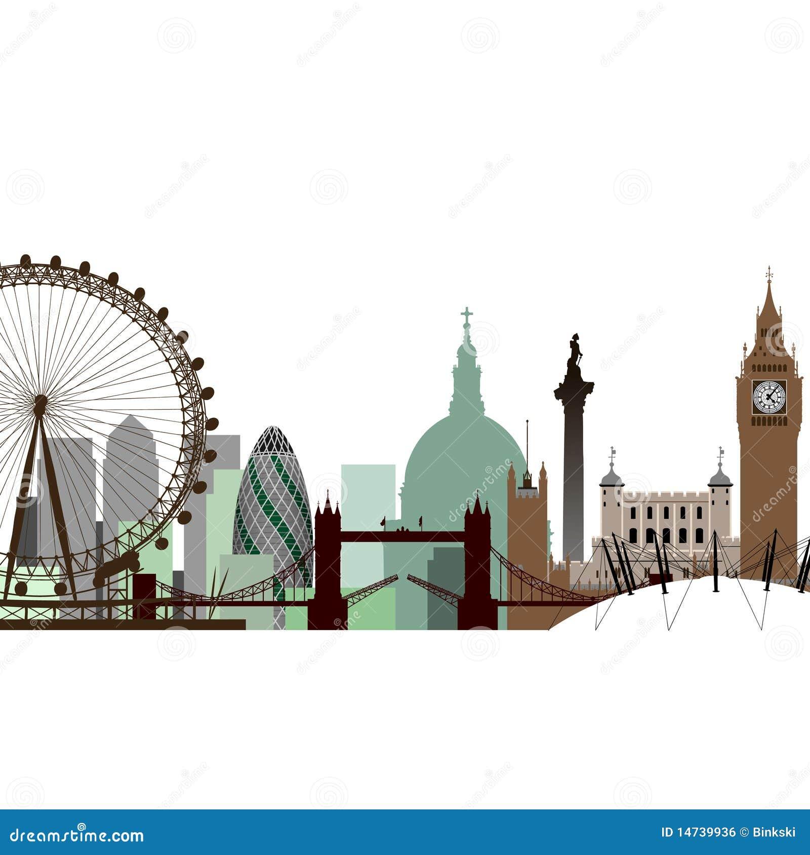 London-Stadtbild