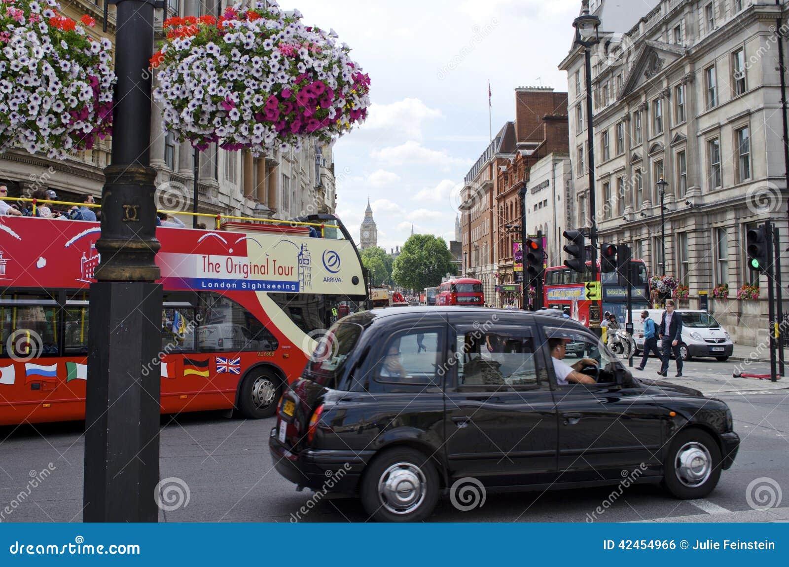 London-Straßenbild
