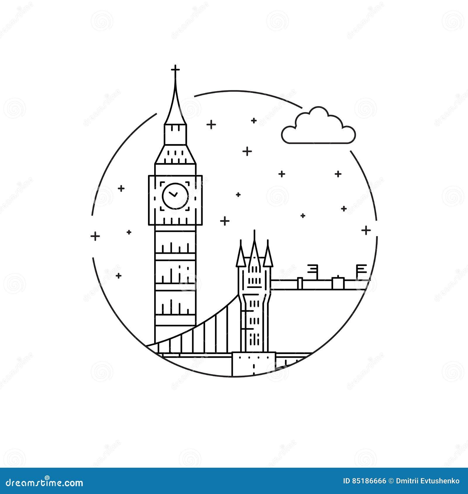 London symbole