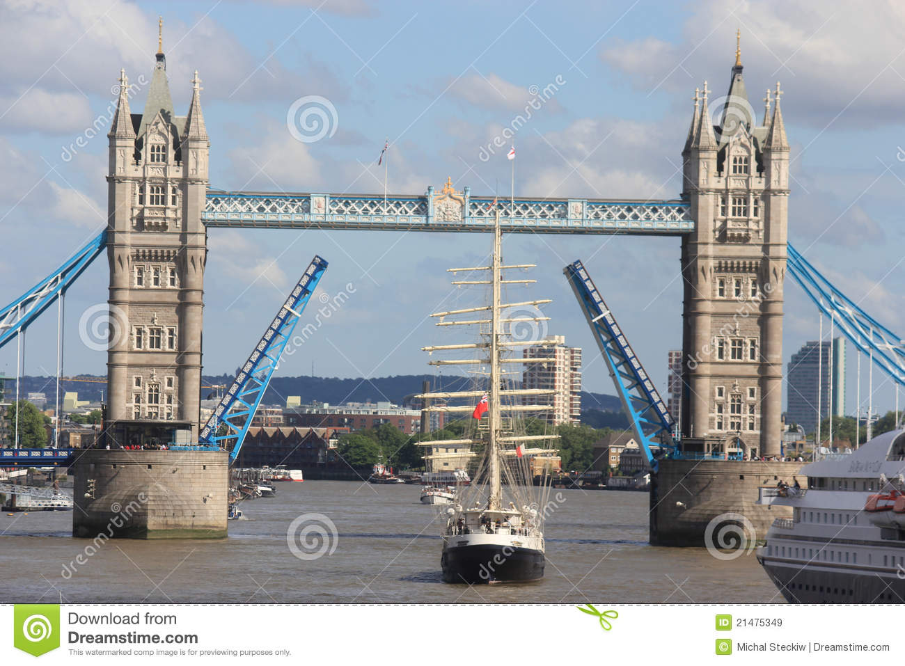 Free Images Traveling People Airport Bridge Business: London Tower Bridge Opening Editorial Stock Image