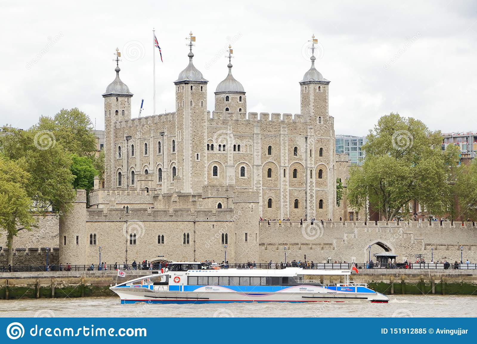 London-Turm für Kohinoor