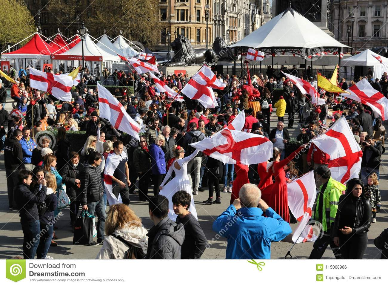 Saint George's Day editorial p...