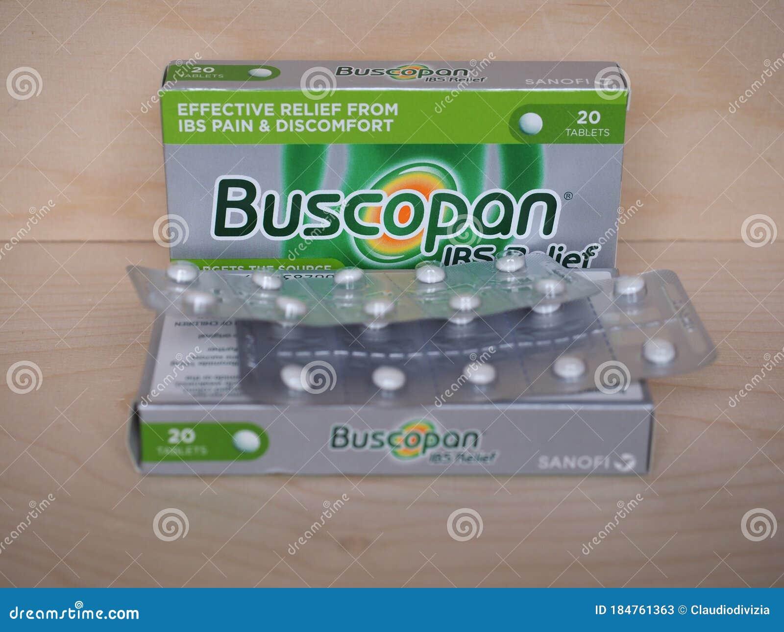 Ibuprofen buscopan Ibuprofen
