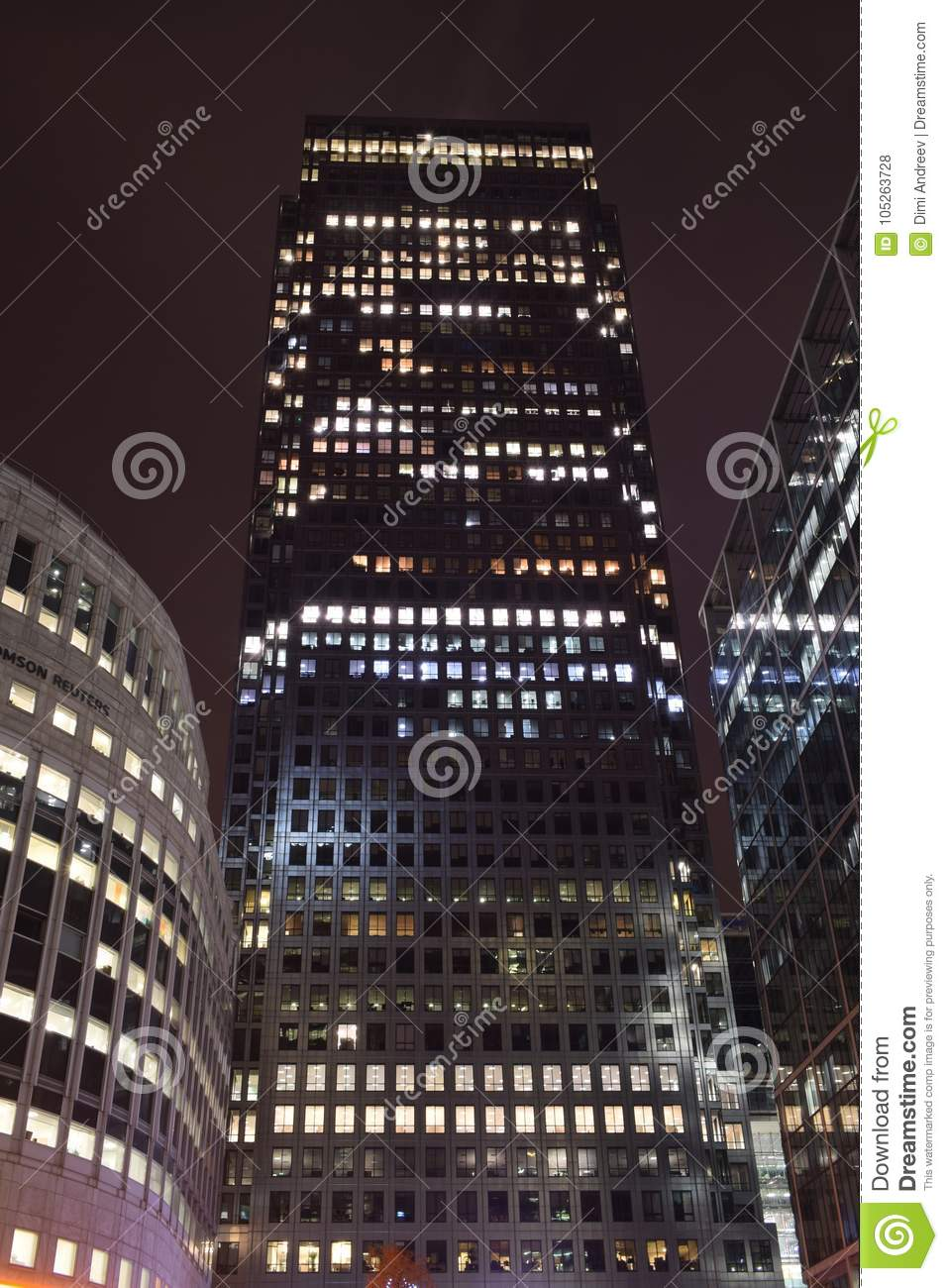 London UK 02/12/2017  The City Of The Europe Bank Leaders  HSBC