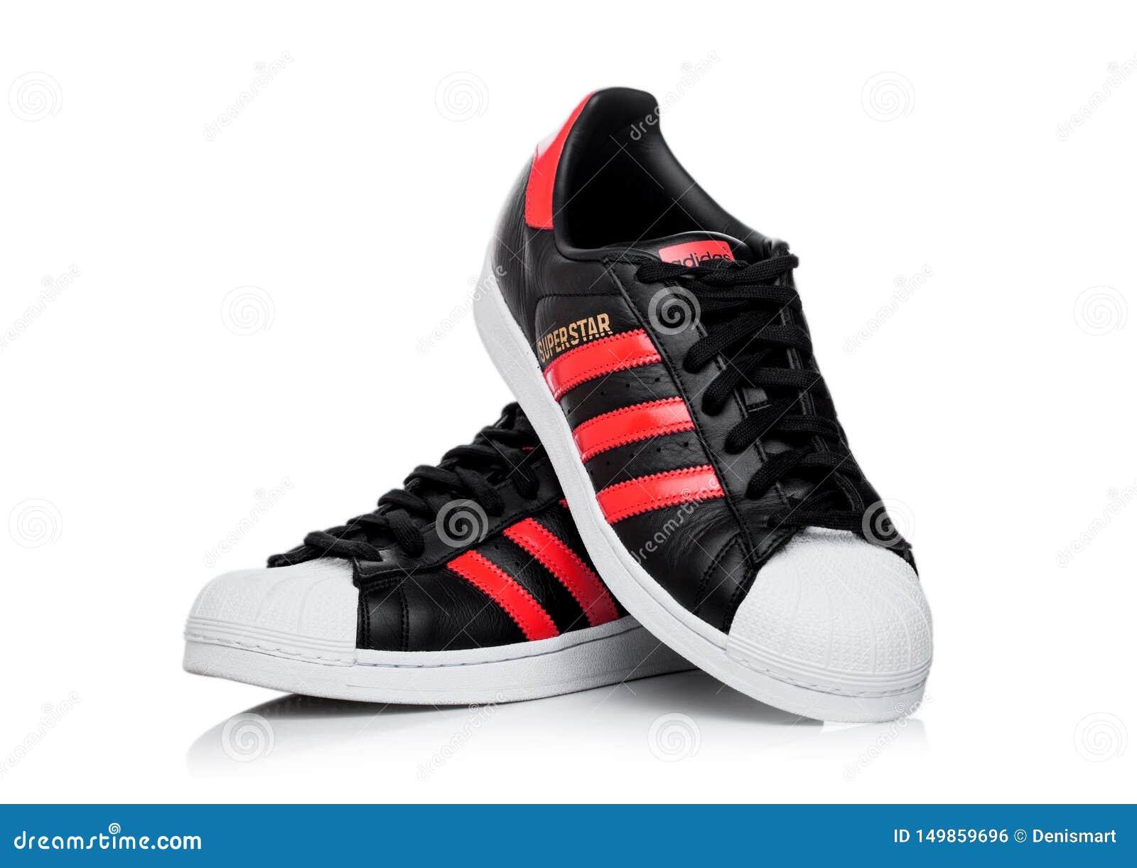 Adidas Originals Superstar Black Shoes