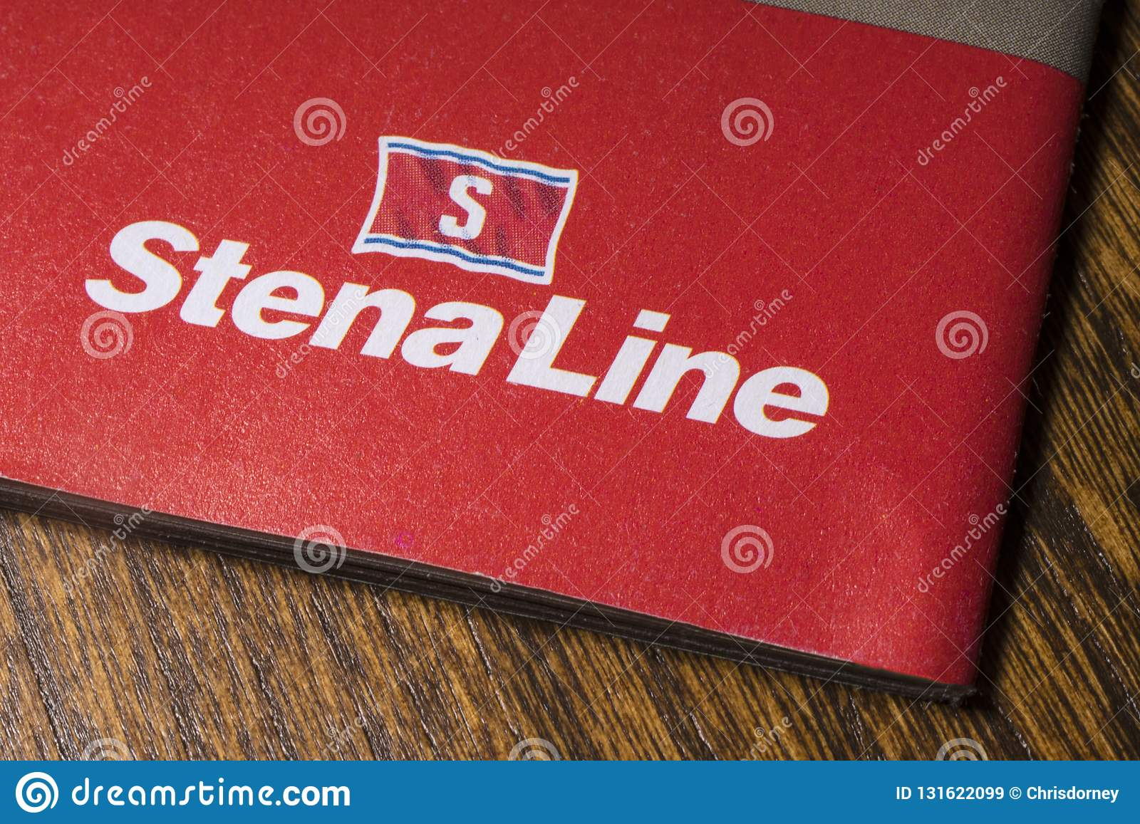 Stena Line Logo editorial stock image  Image of route