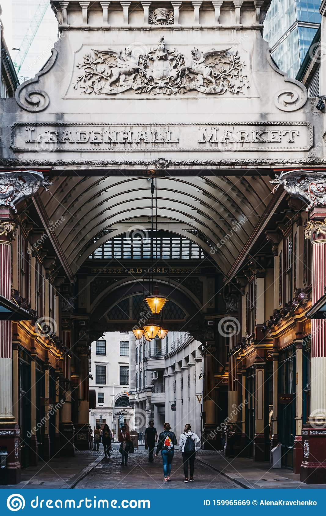 barbour leadenhall