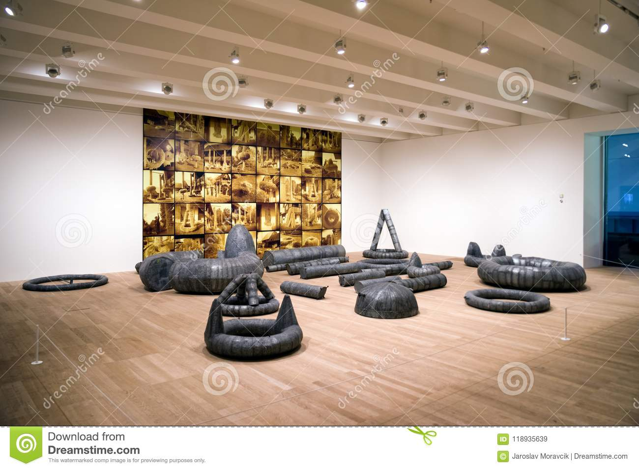 Exposition At Tate Modern London Editorial Stock Image Image Of
