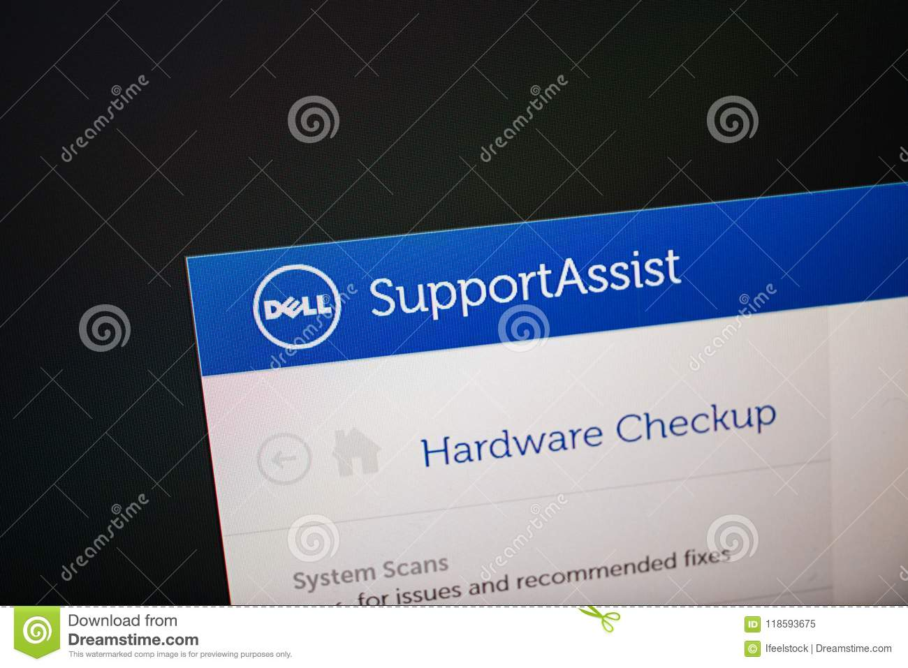 download support assist dell