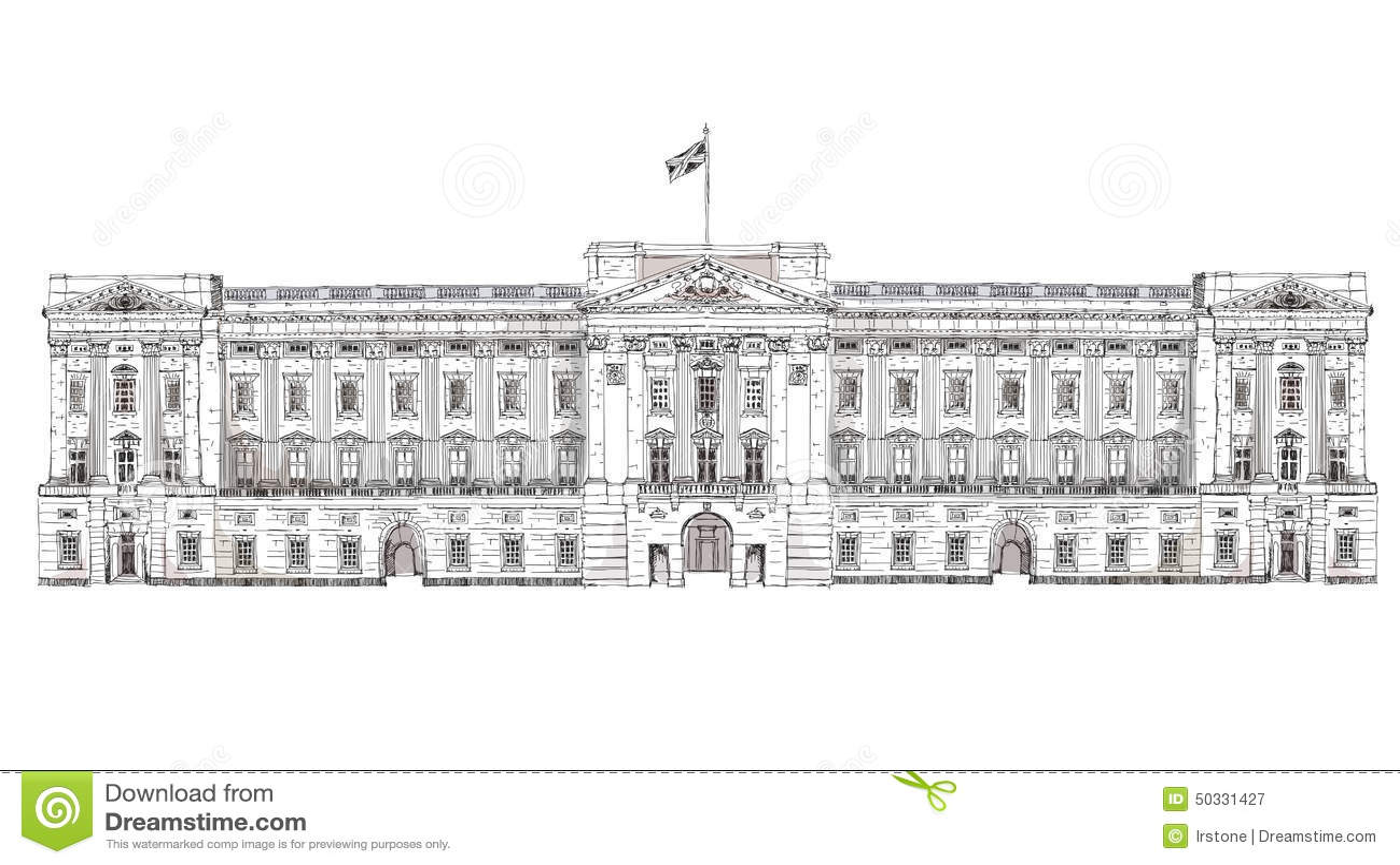 Louvre Floor Plan Londra Buckingham Palace Costruzioni Famose Del Fondo Di