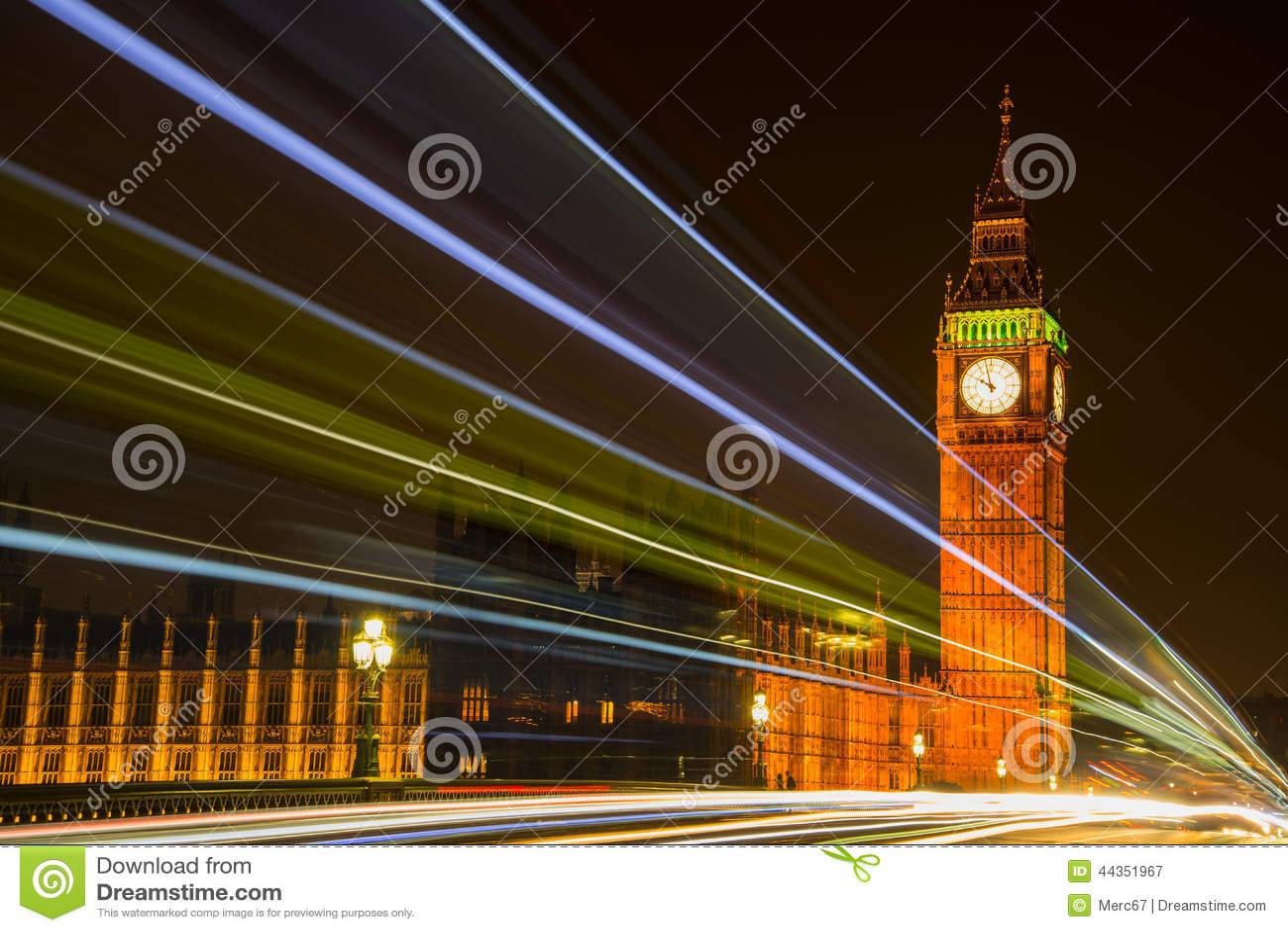 Londra grande Ben
