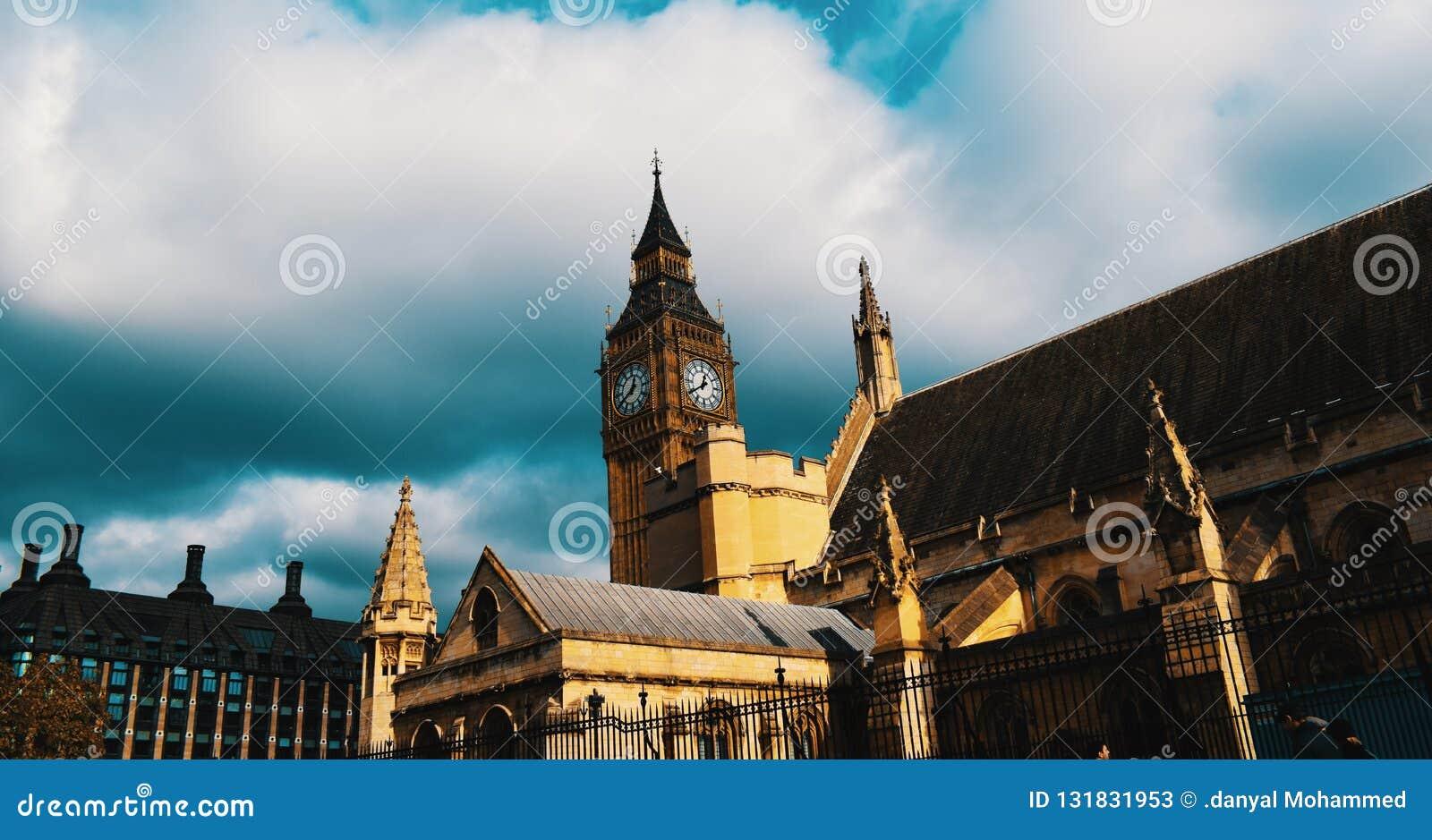 Londra grande Ben Westminster