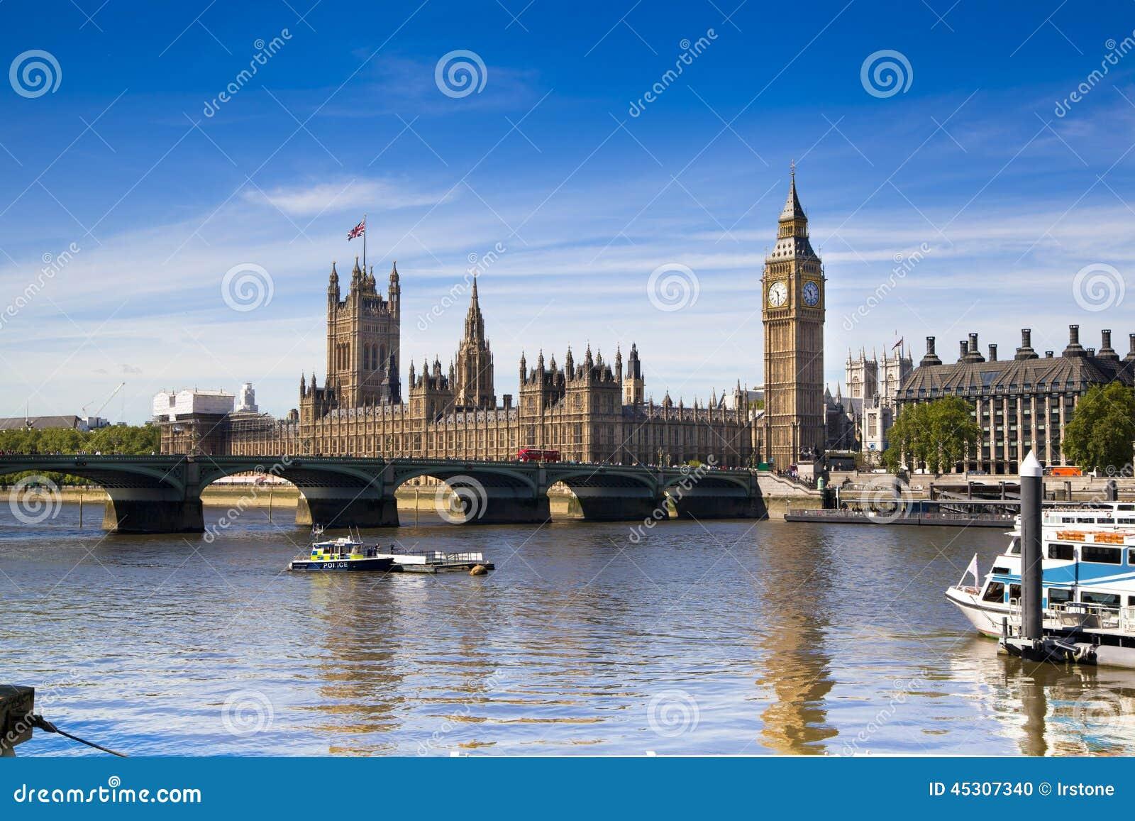 Londra il regno unito 24 giugno 2014 big ben e camere for Camere parlamento