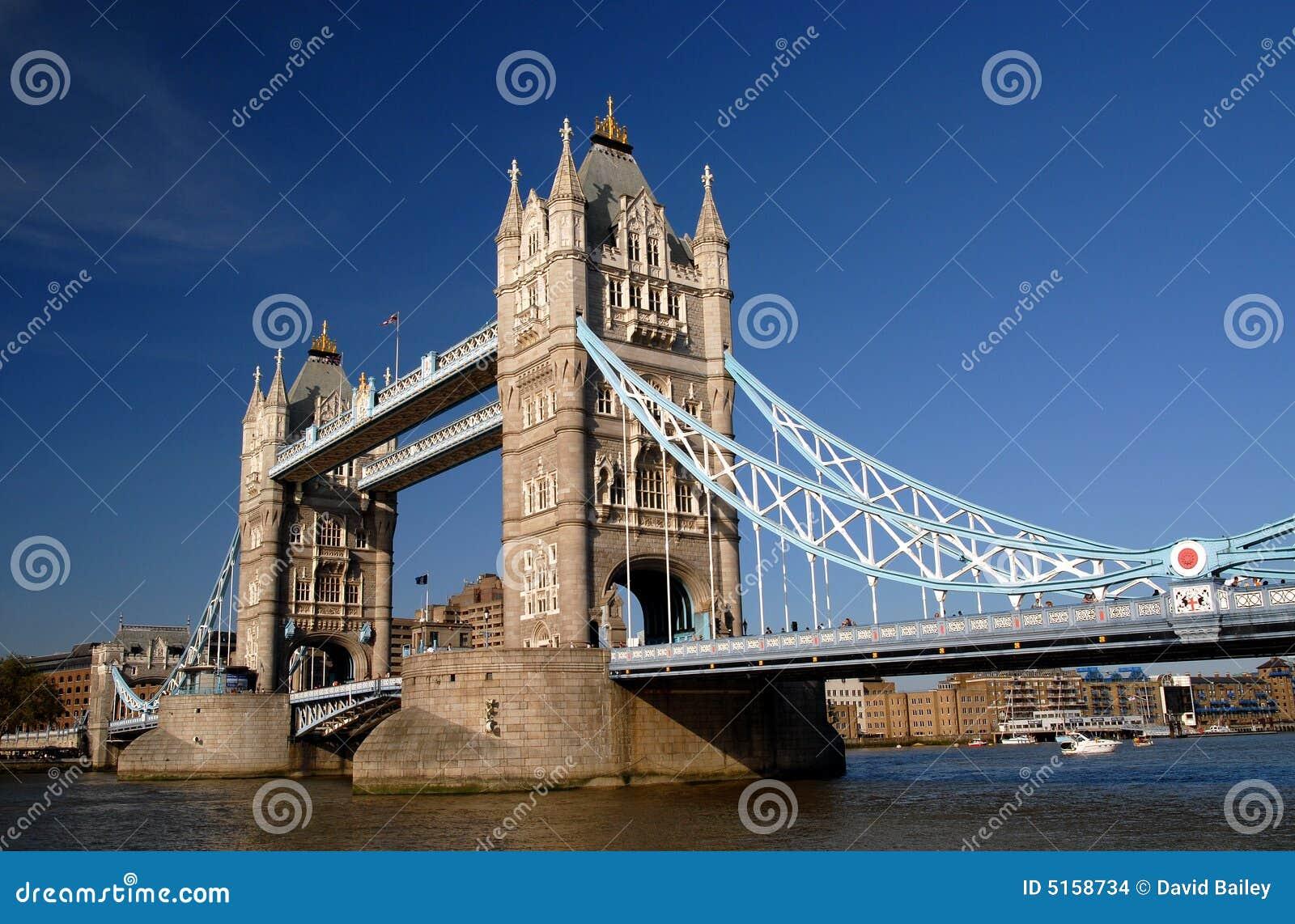 Londra, ponticello della torretta