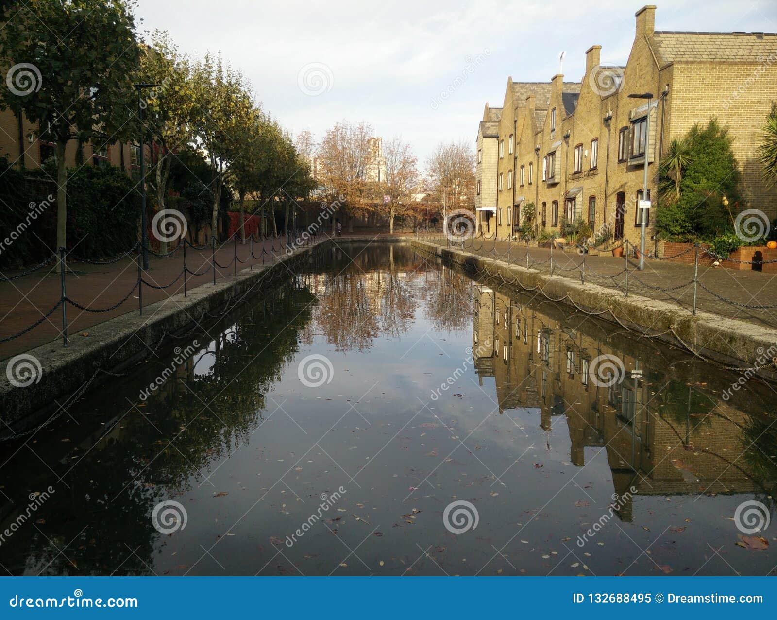 Londres e a água