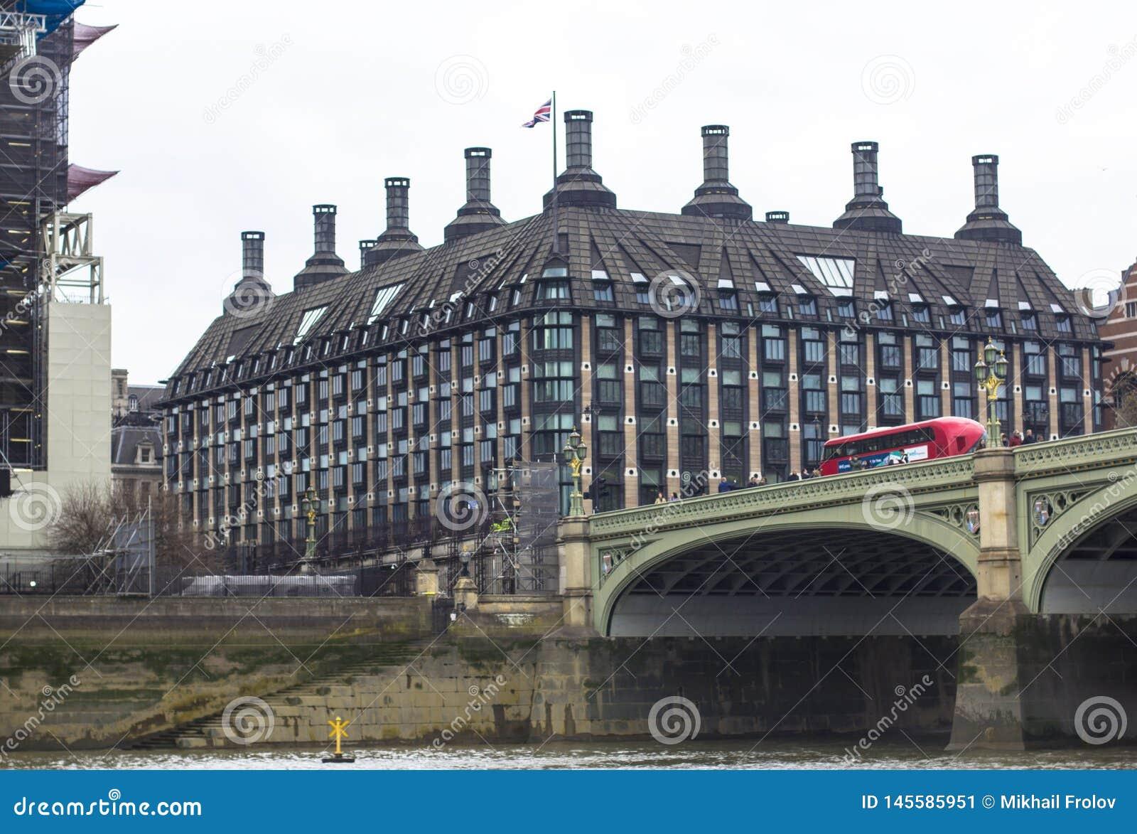 Londres, Grande-Bretagne 12 avril 2019 Chambre de herse E