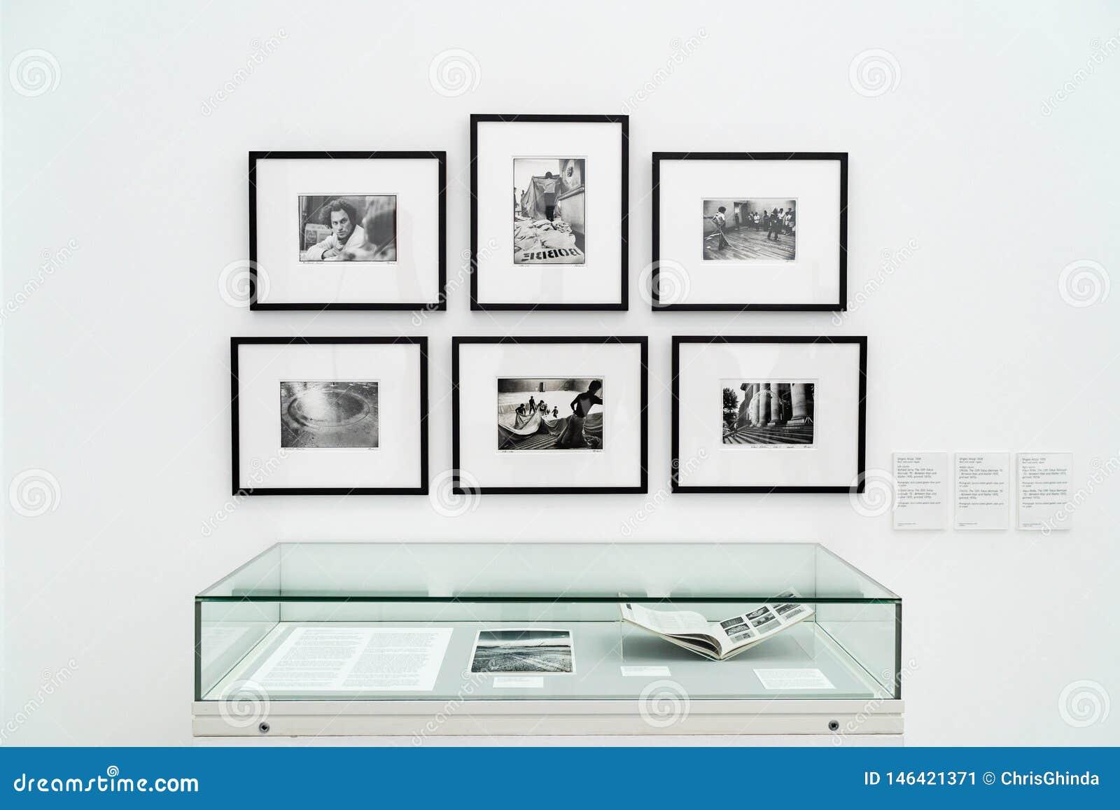 LONDRES, R-U - 1ER AVRIL 2019 : Tate Modern ? Londres Galerie, exposition