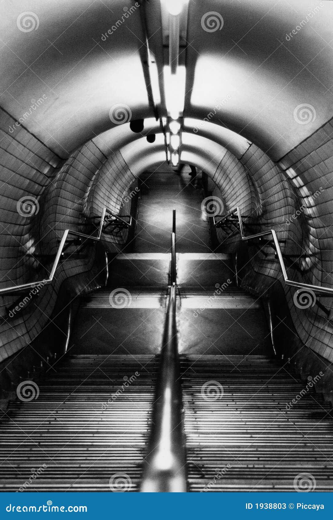 Londres subterrânea