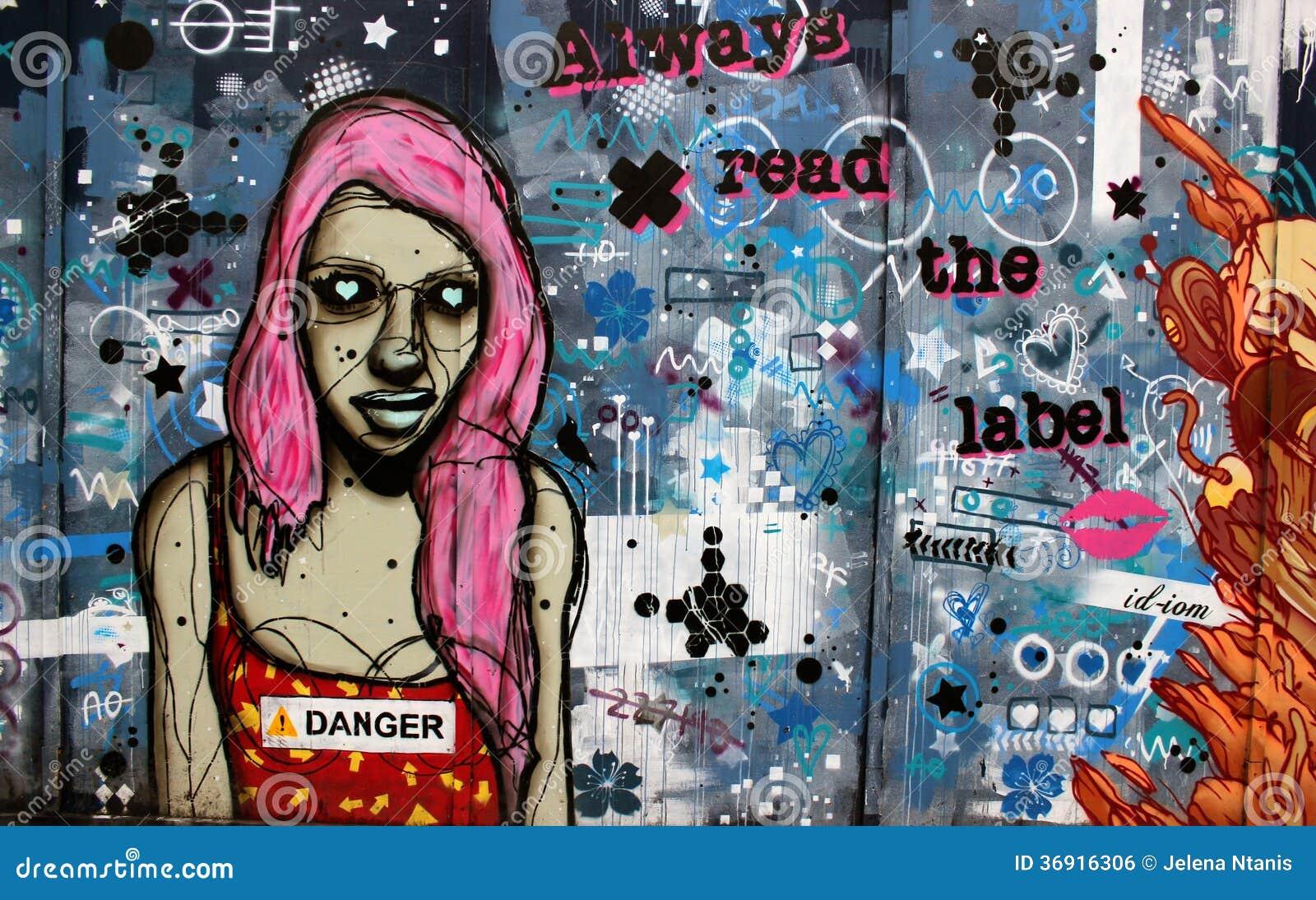 Londyńscy graffiti