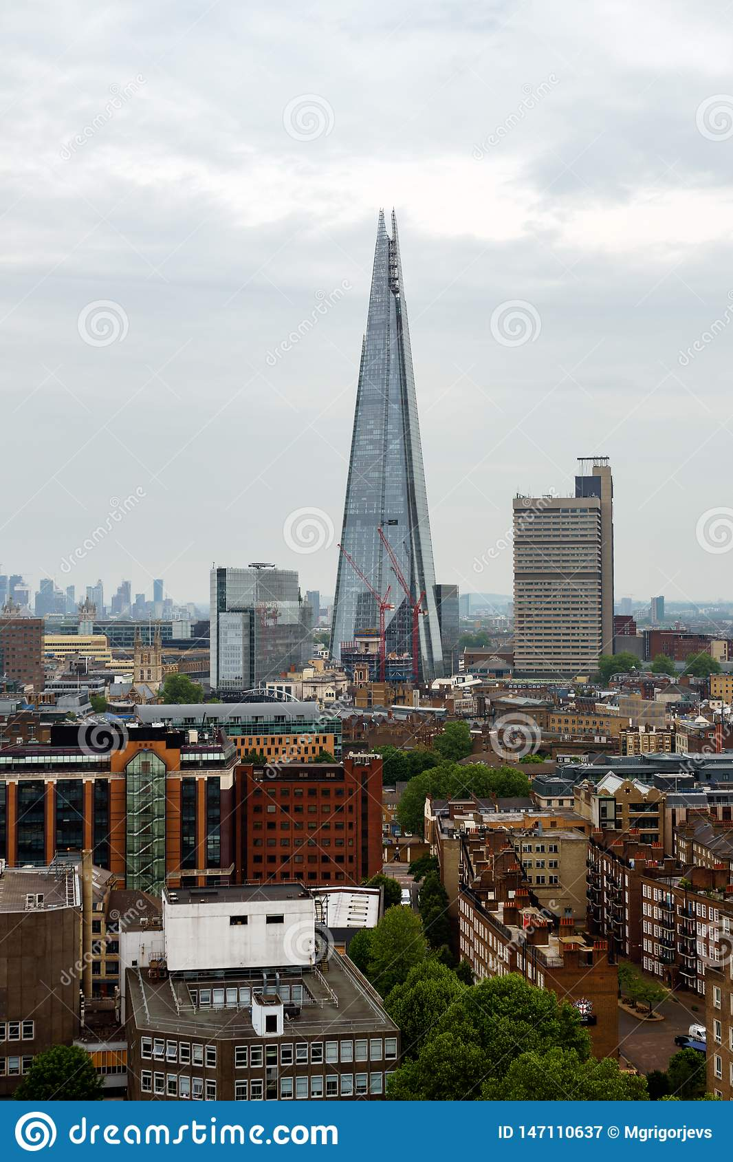 Londyński urząd miasta, Londyn Zjednoczone Królestwo, Maj 21, 2018