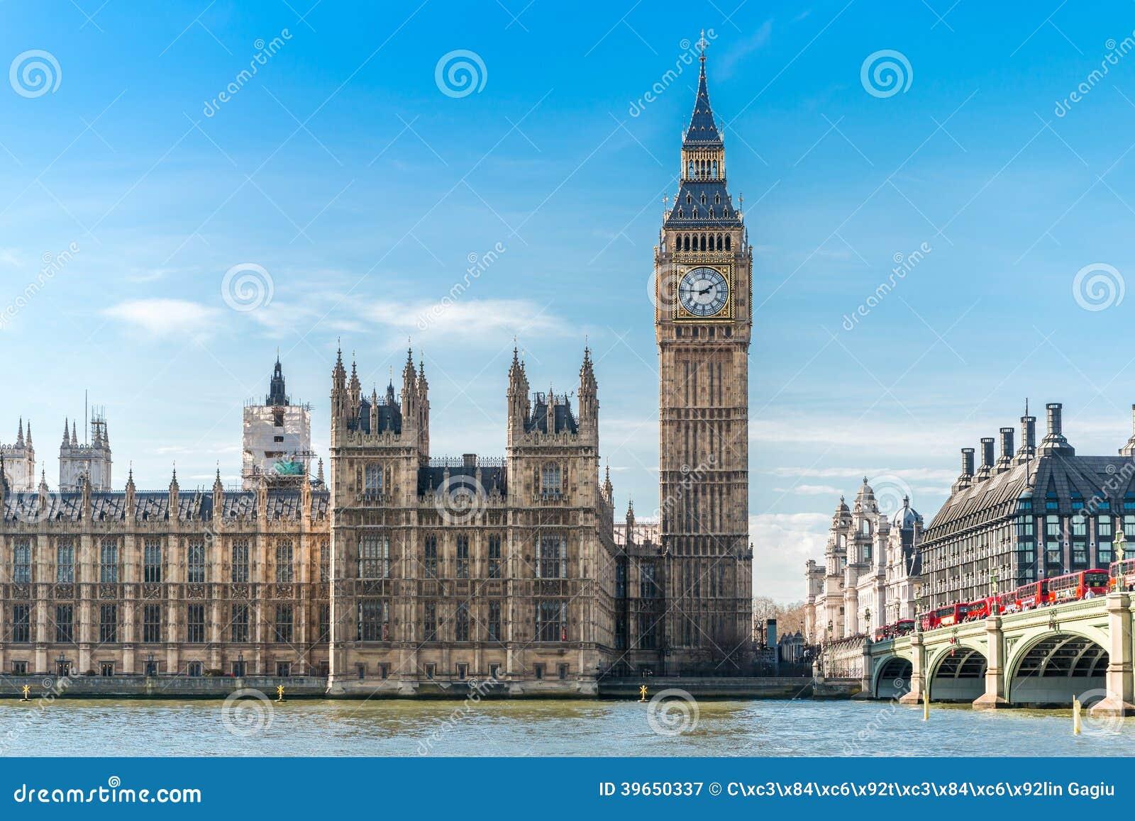 Londyn (Big Ben)
