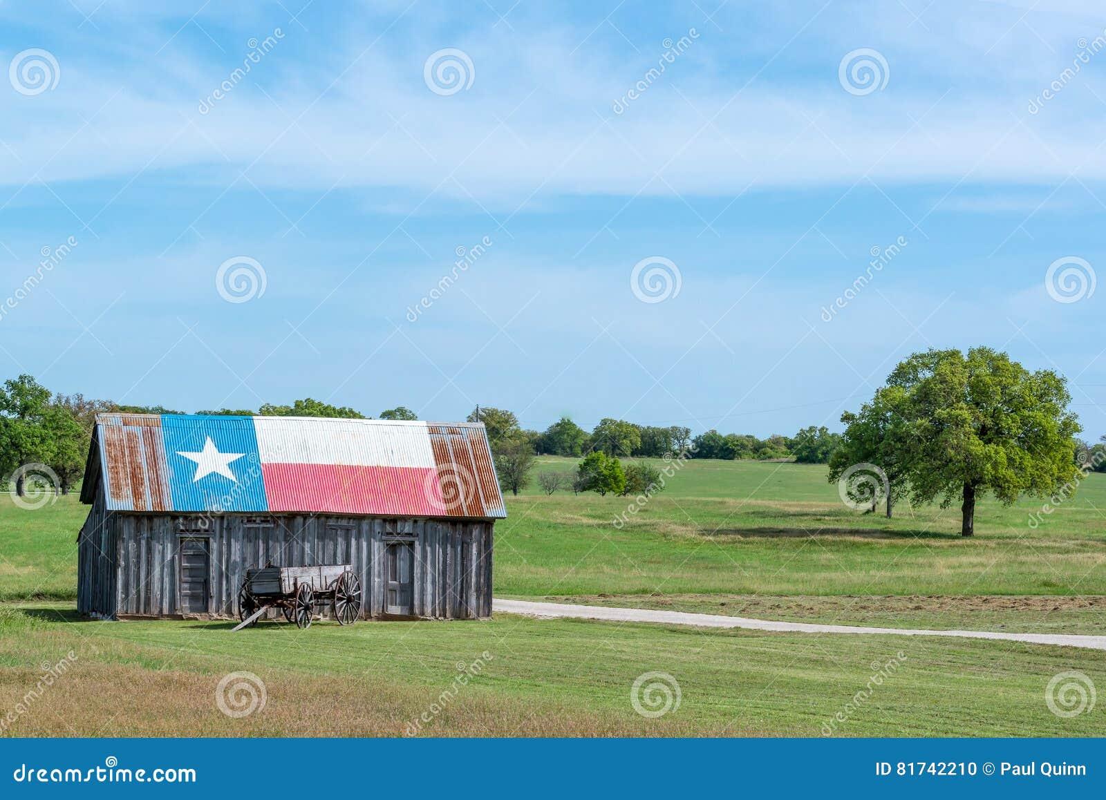 Lone Star Texas Barn e exploração agrícola