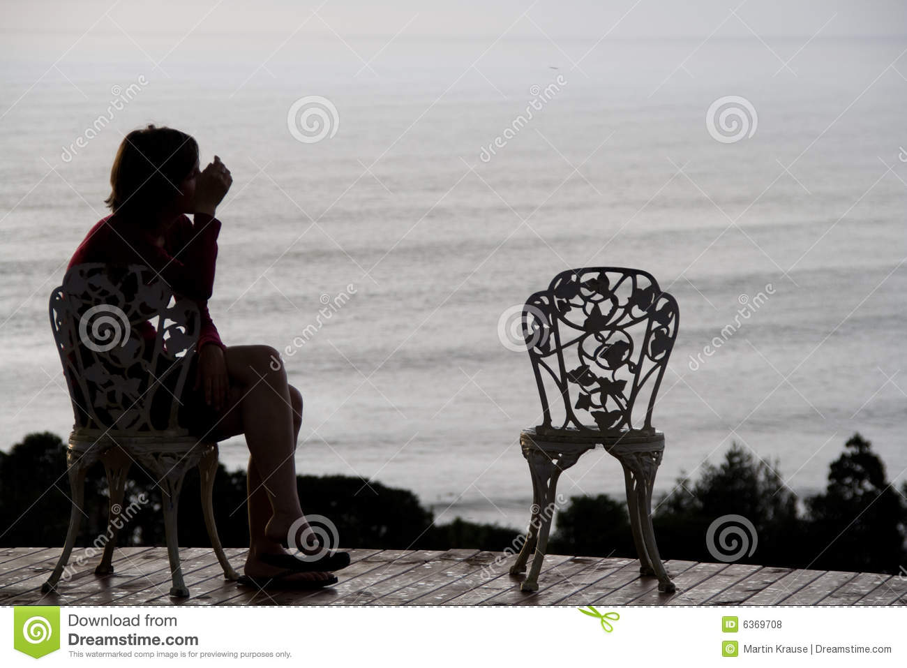 Lonely Girl Royalty Free Stock Photos Image 6369708