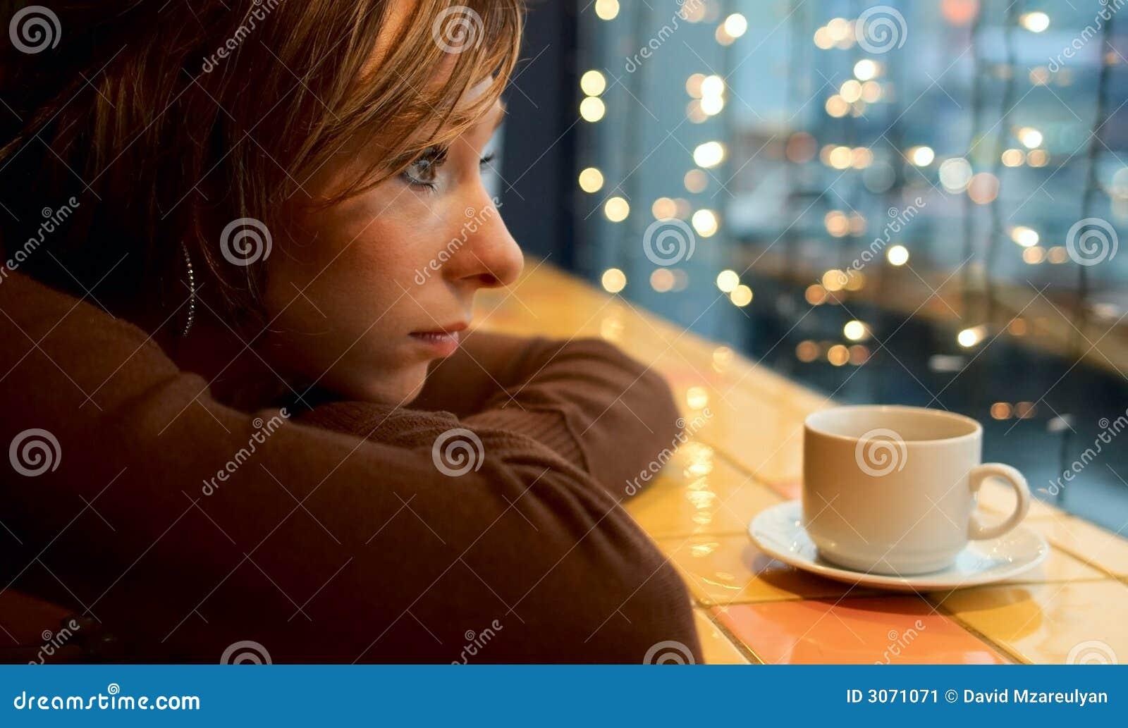 Фото жен в кафе 18 фотография