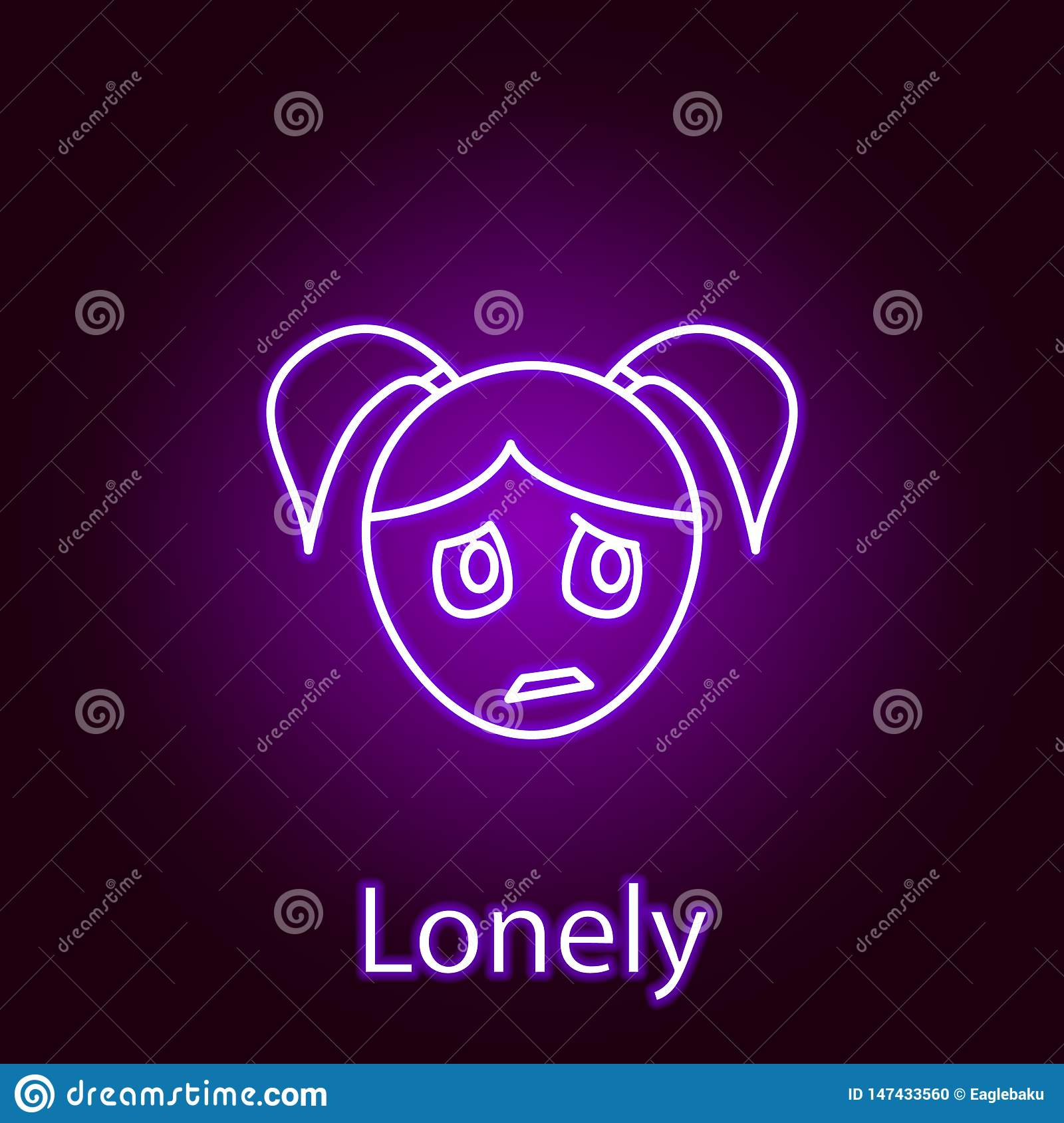 Lonely girl stock illustrations 2321 lonely girl stock illustrations vectors clipart dreamstime