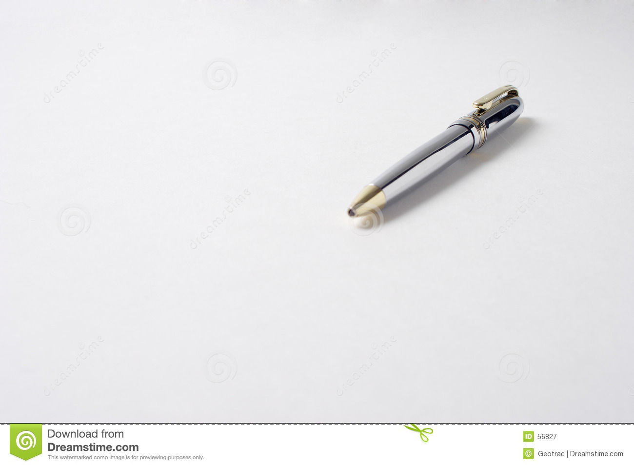 Lonely pen