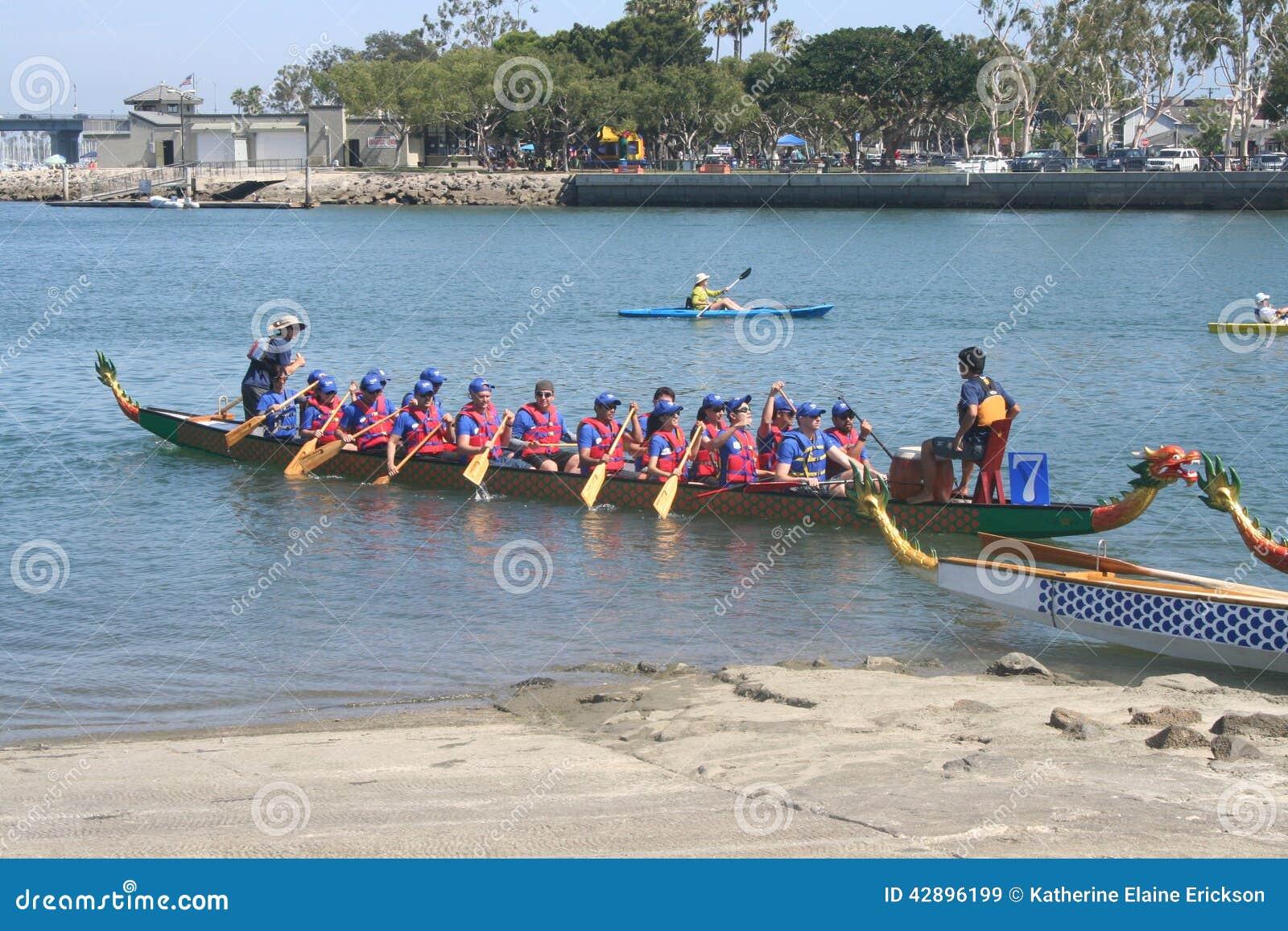 Long Beach Dragon Boat Festival  Results