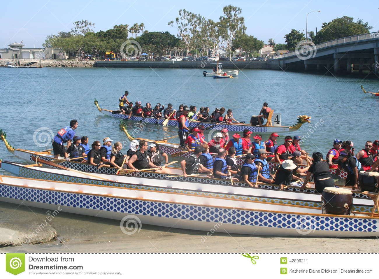 Long Beach Dragon Boat Race Results