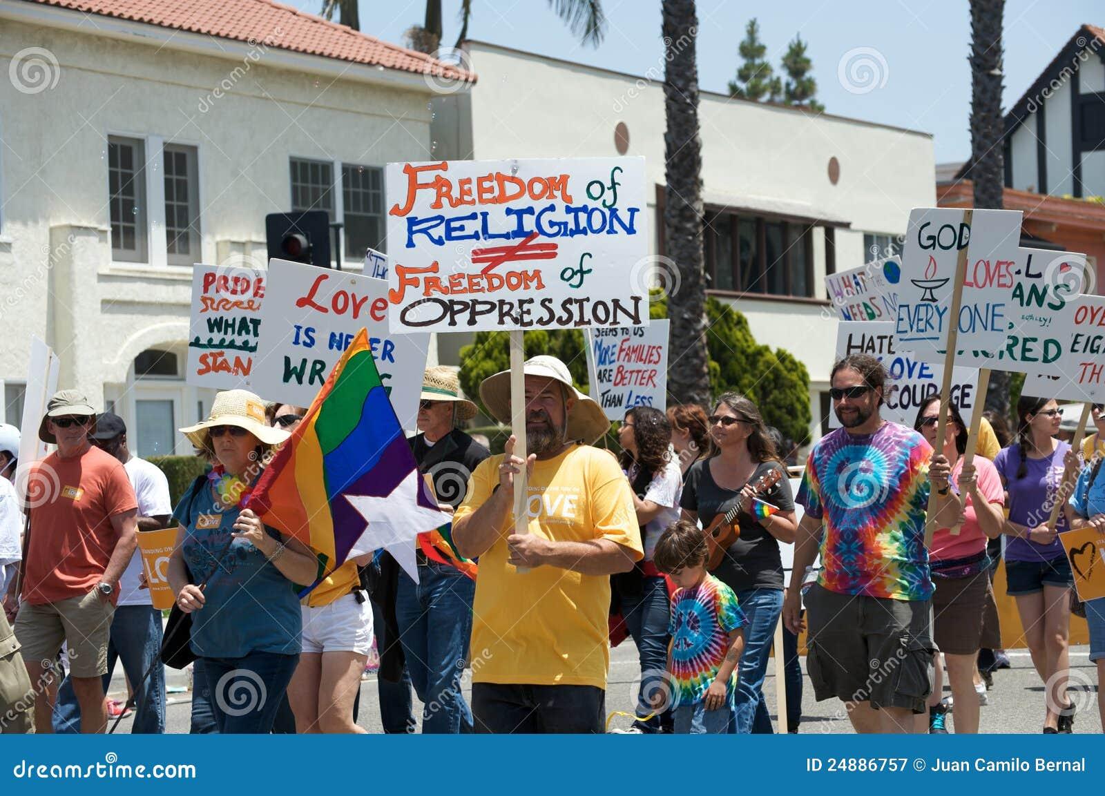 Gay Pride Parade Long Beach