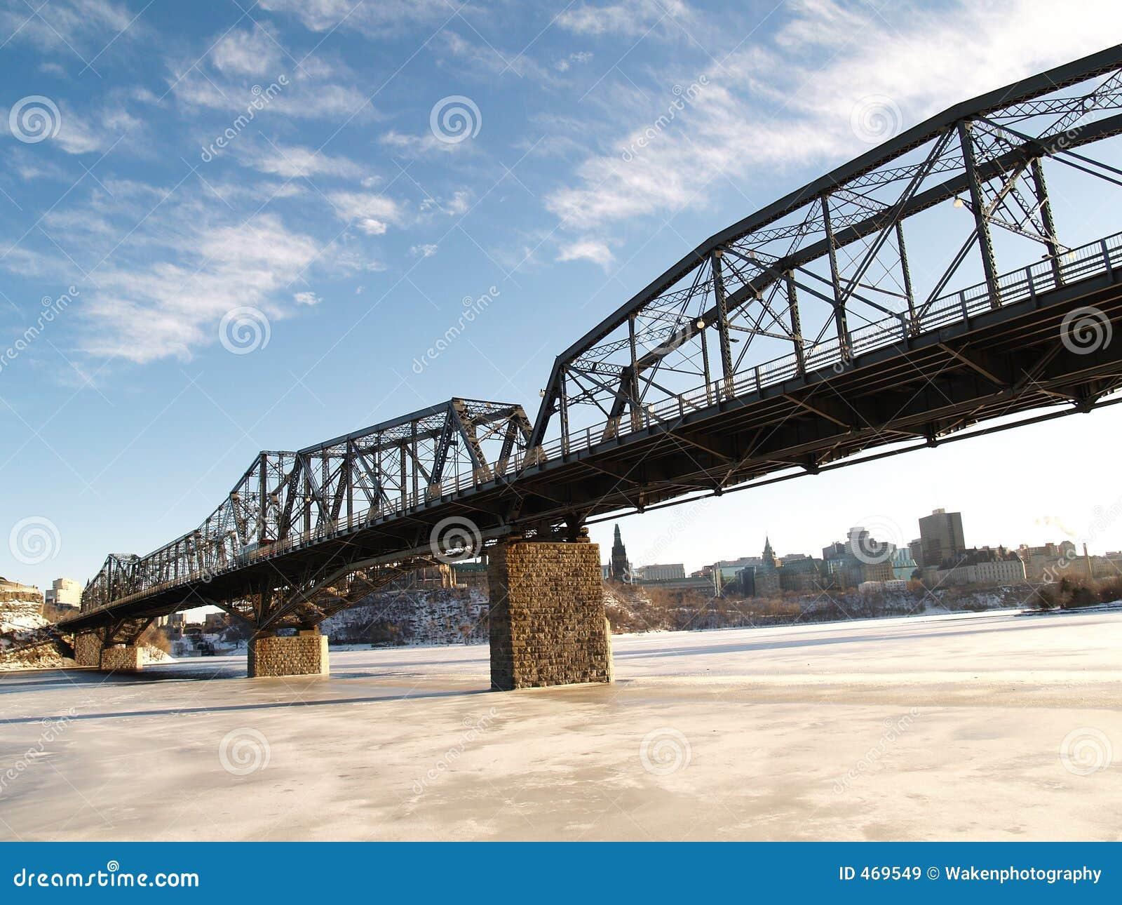 Download Long bridge! stock image. Image of long, lake, skate, water - 469549