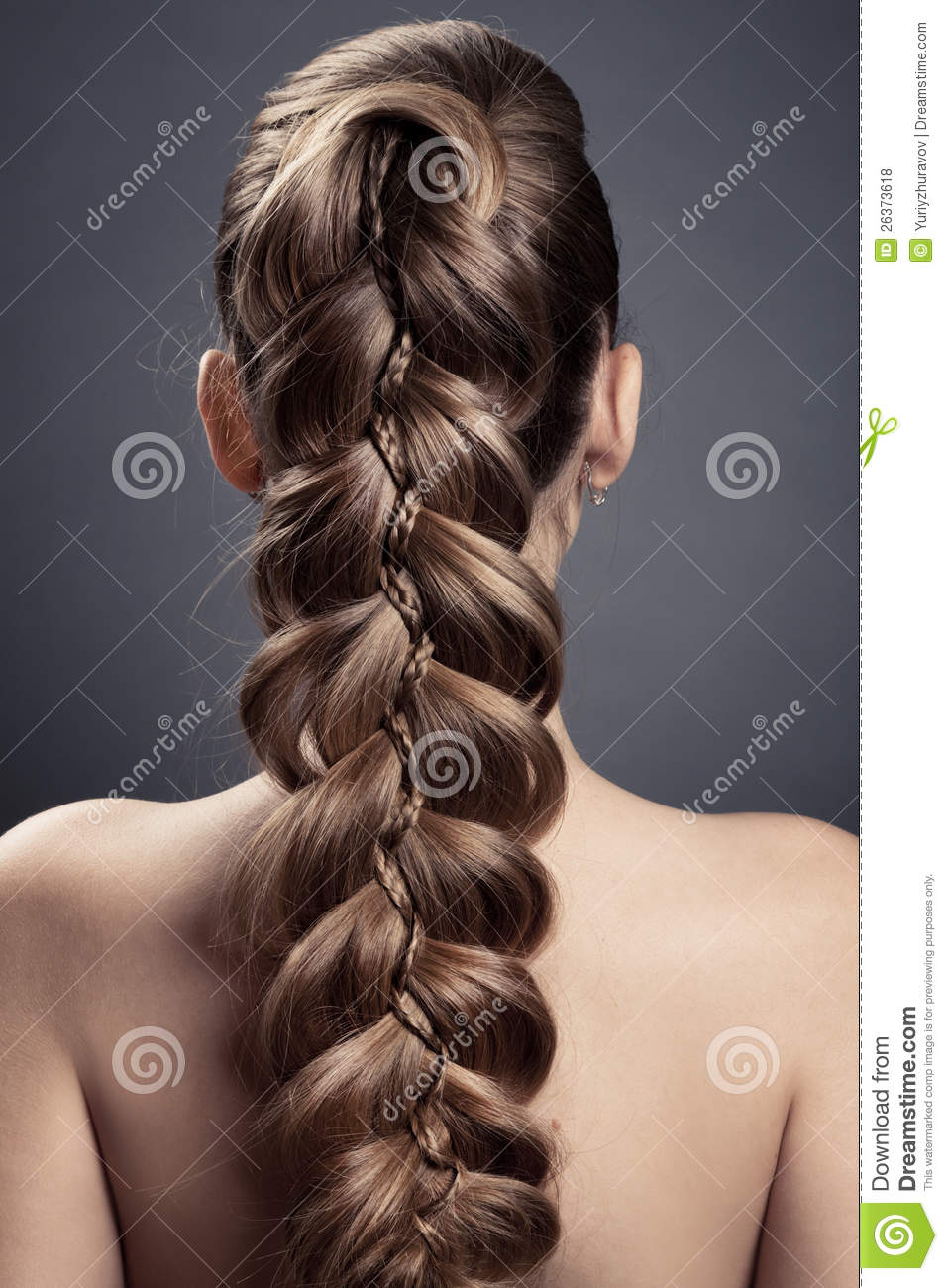 Girls with hairy backs
