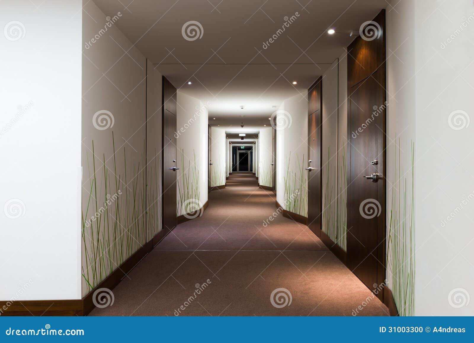 Long hotel corridor stock photo image of indoors business 31003300 - Wallpaper corridor ...