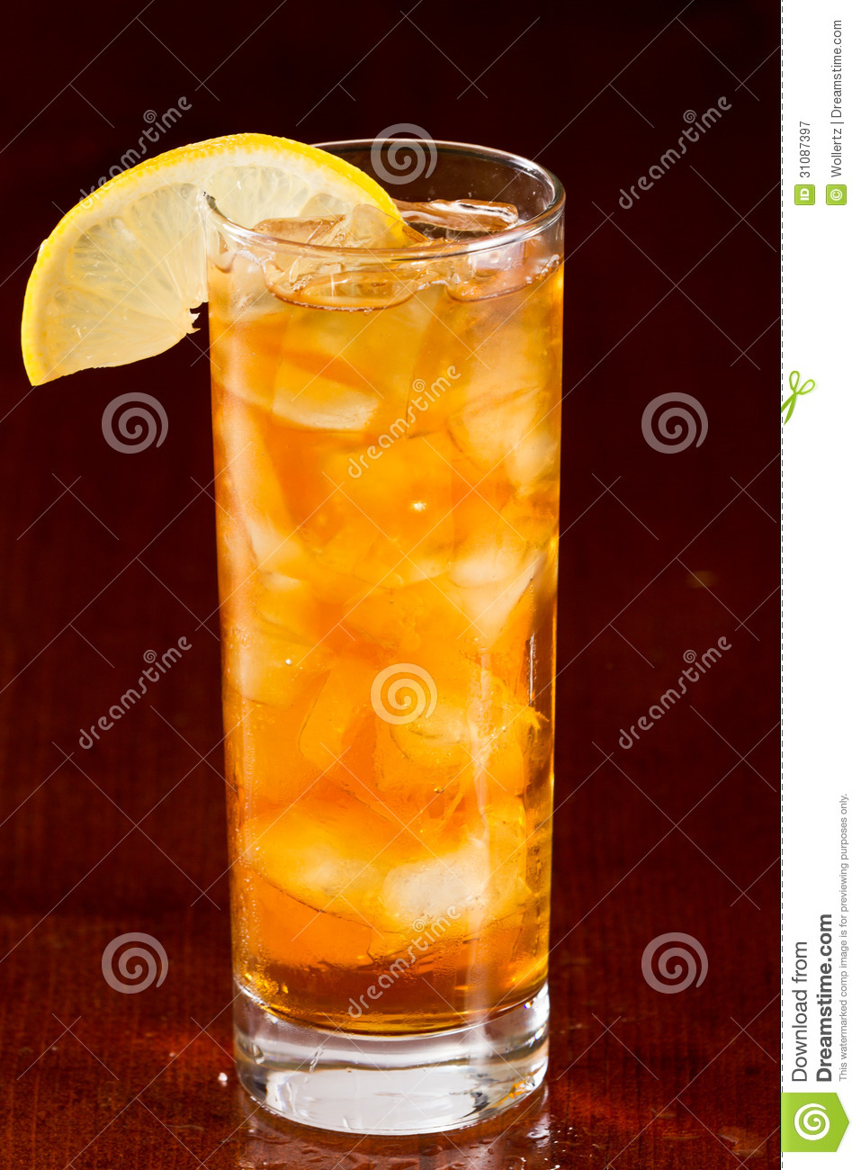 What Booze Is In A Long Island Iced Tea