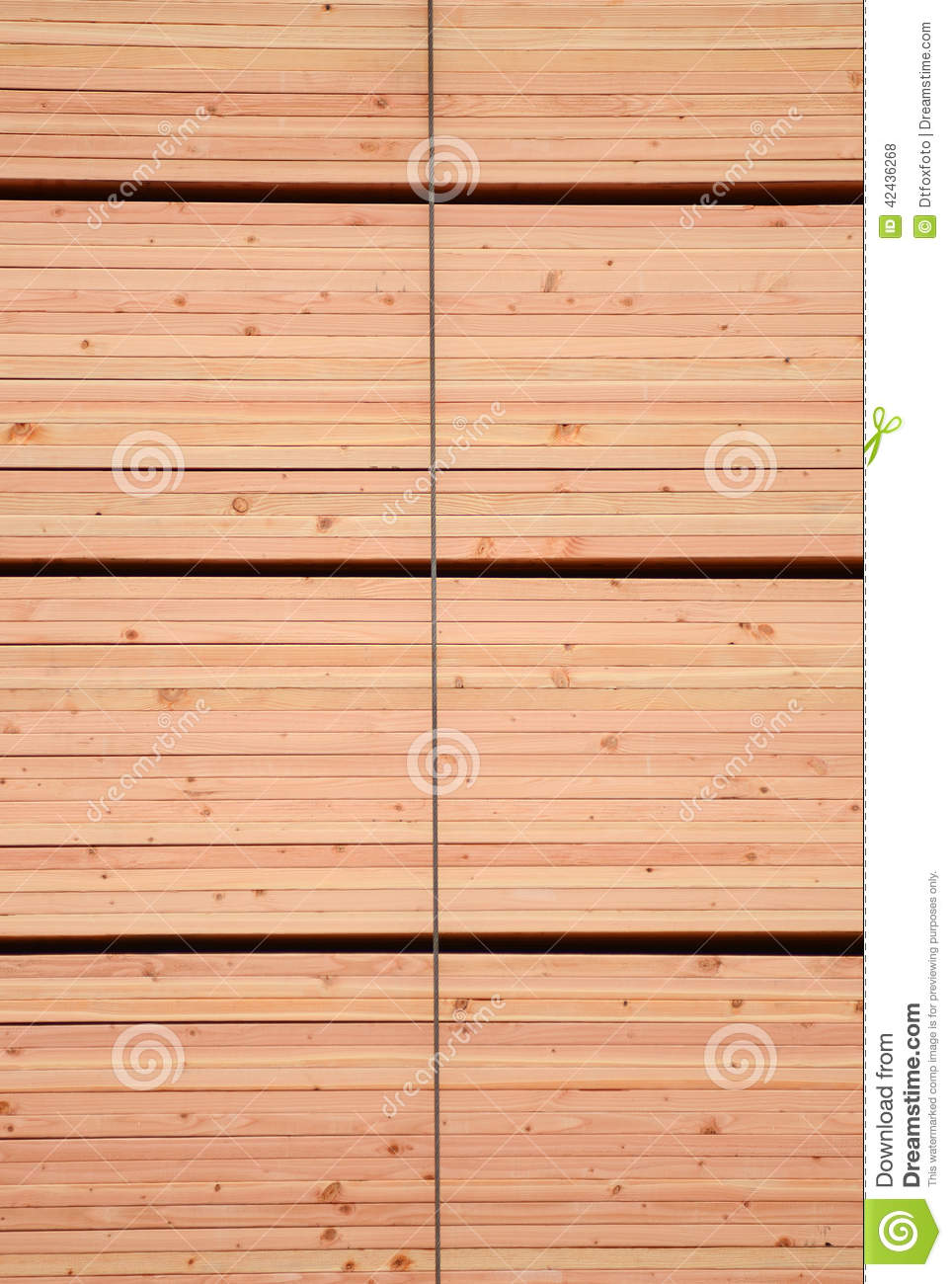 Long lumber stock photo image 42436268 for Longest decking boards