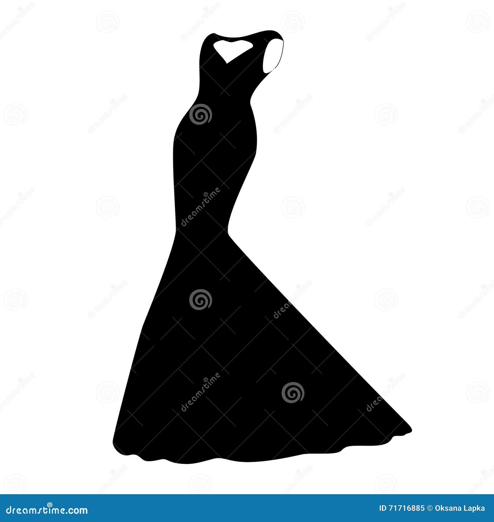 Elegant Cartoon Dresses