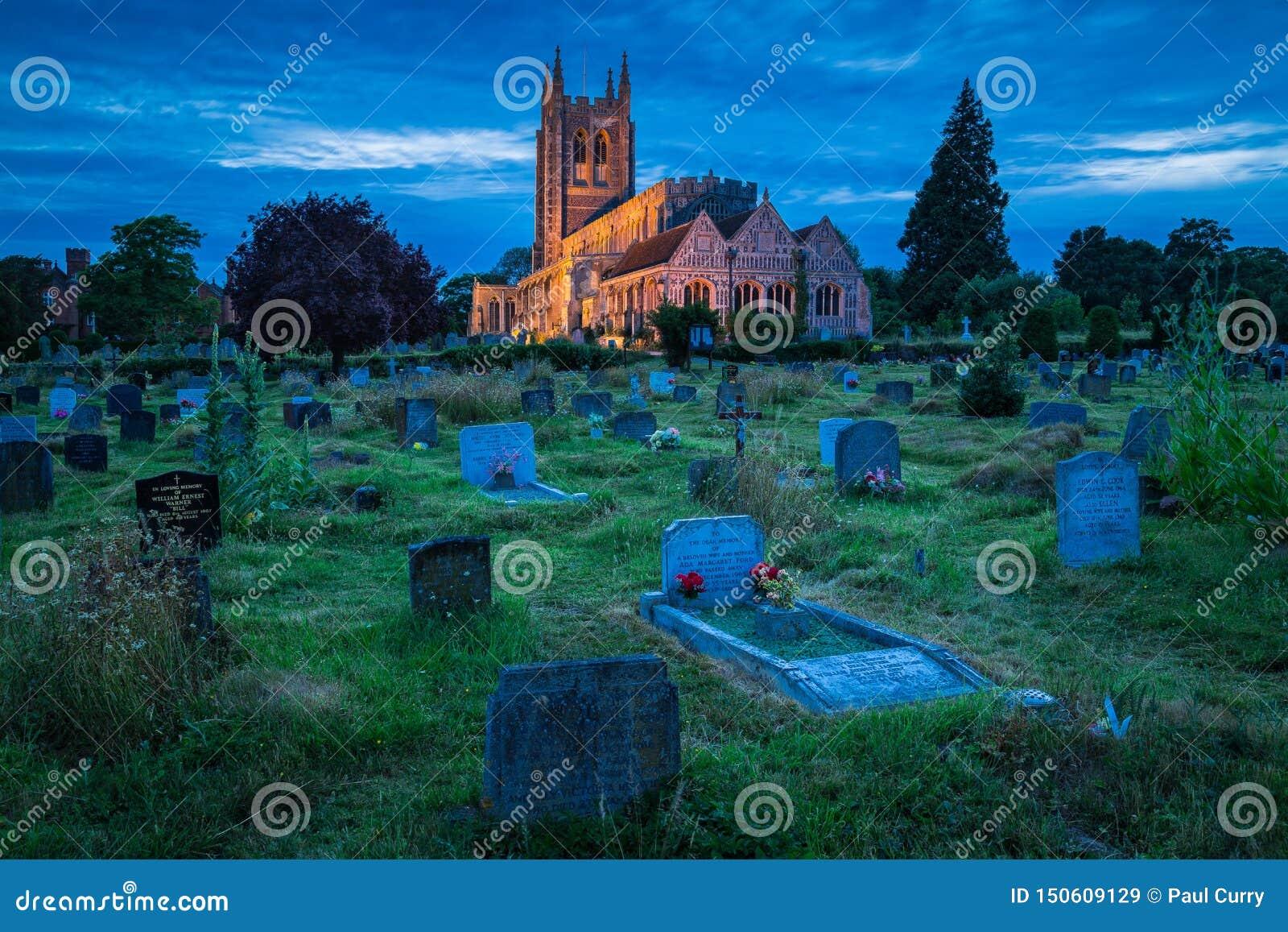 Long Melford Church  Serving the Ancient & Beautiful